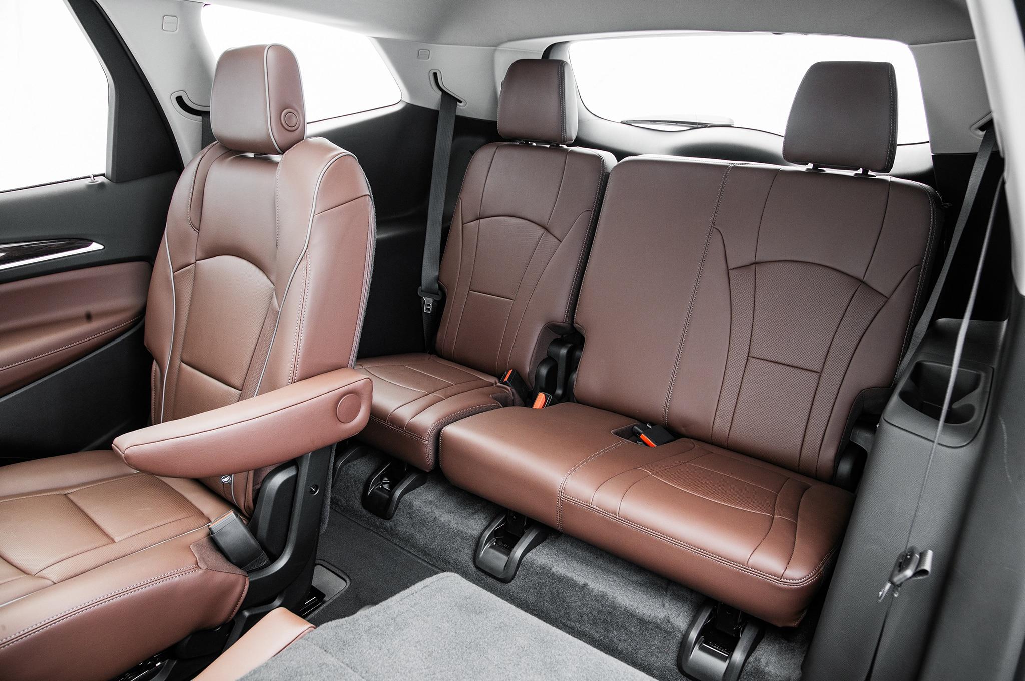 2018 Buick Enclave AWD Avenir Rear Interior 01. 19 Marzo, 2018 Miguel  Cortina