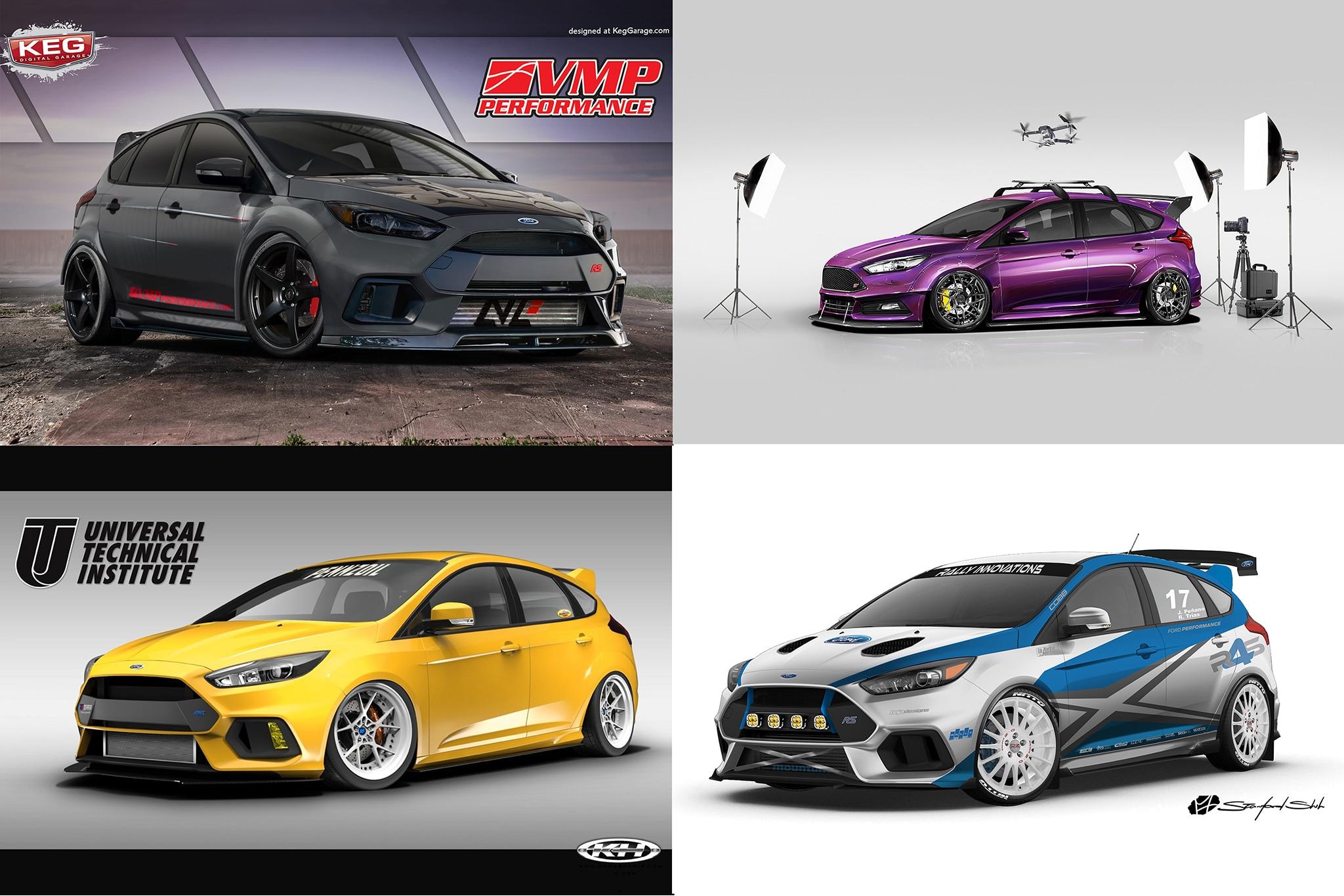 Ford SEMA Concepts