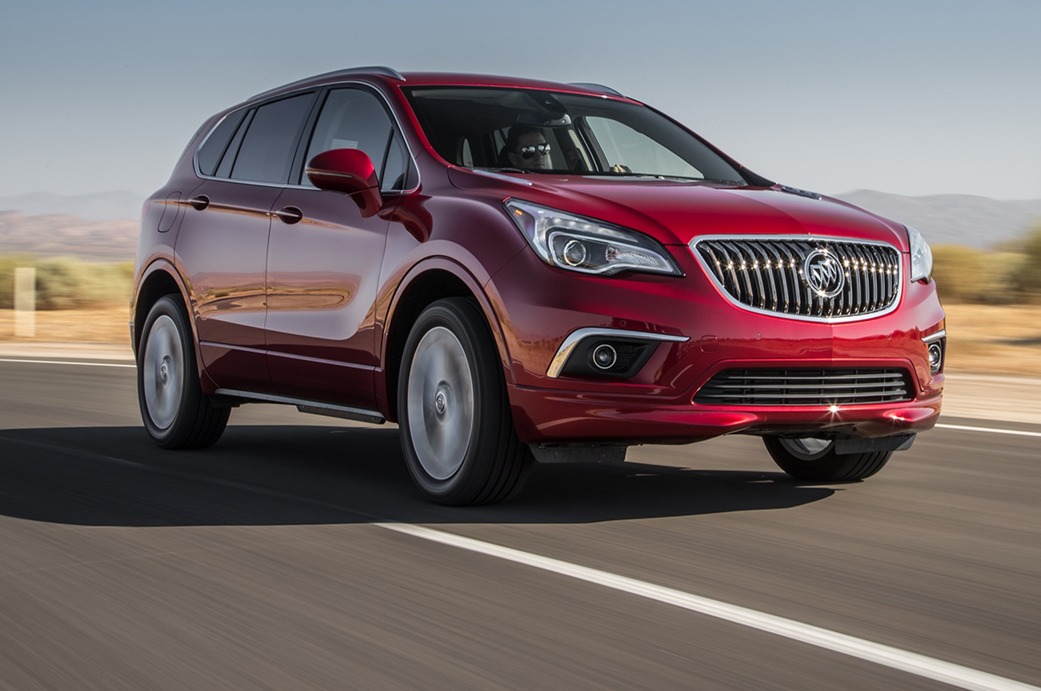 2017 Buick Envision AWD 2