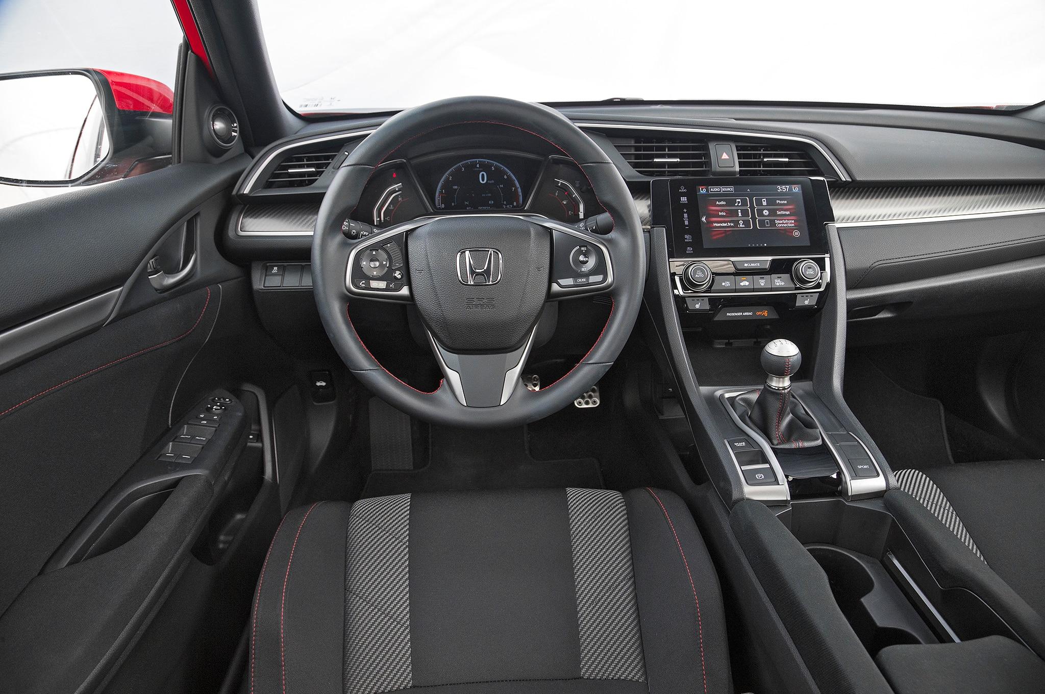 Honda Civic Si: Contendiente al Auto del Año de Motor ...