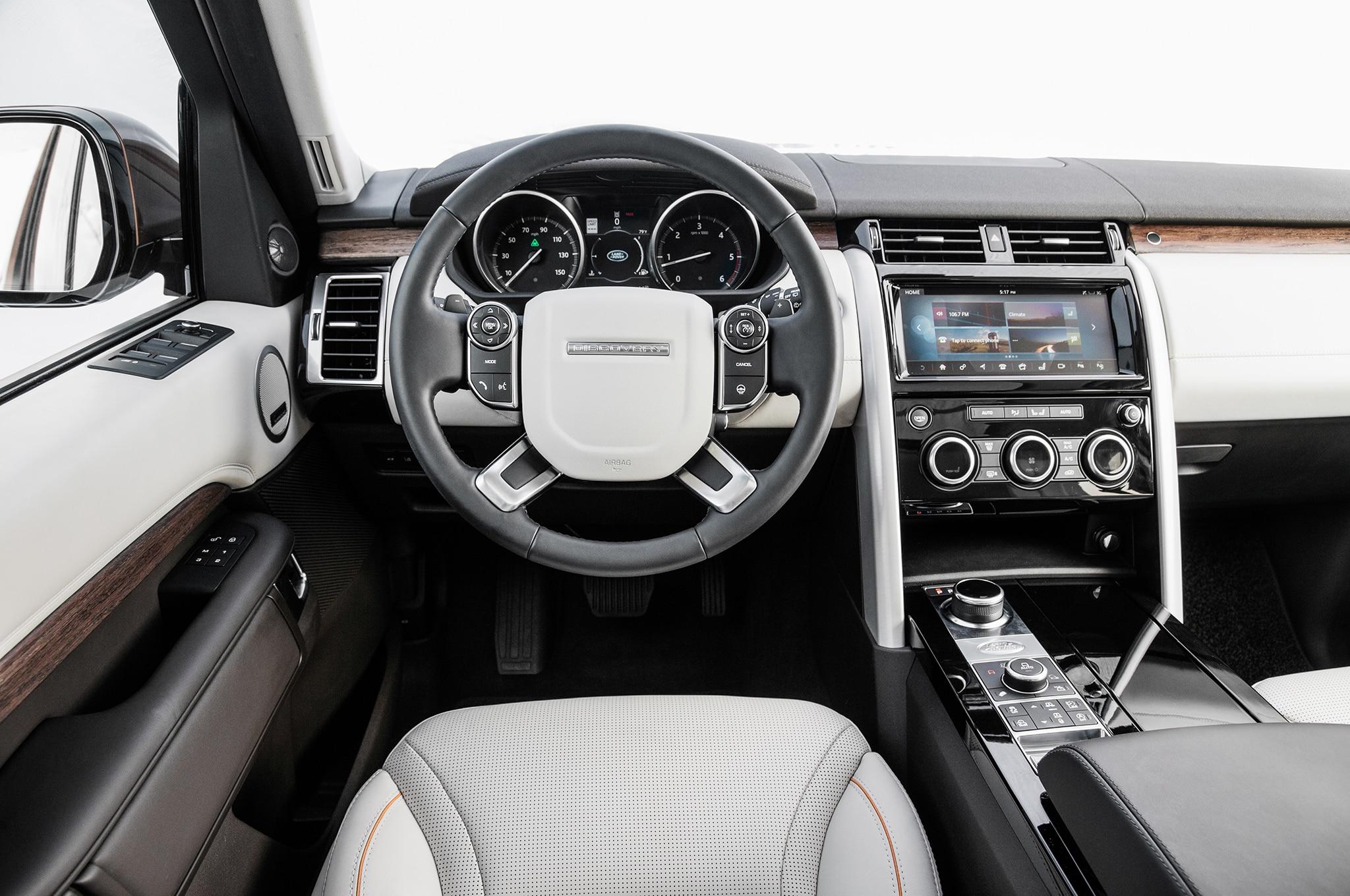 Land Rover Discovery Finalista A La Suv Del A 241 O De Motor