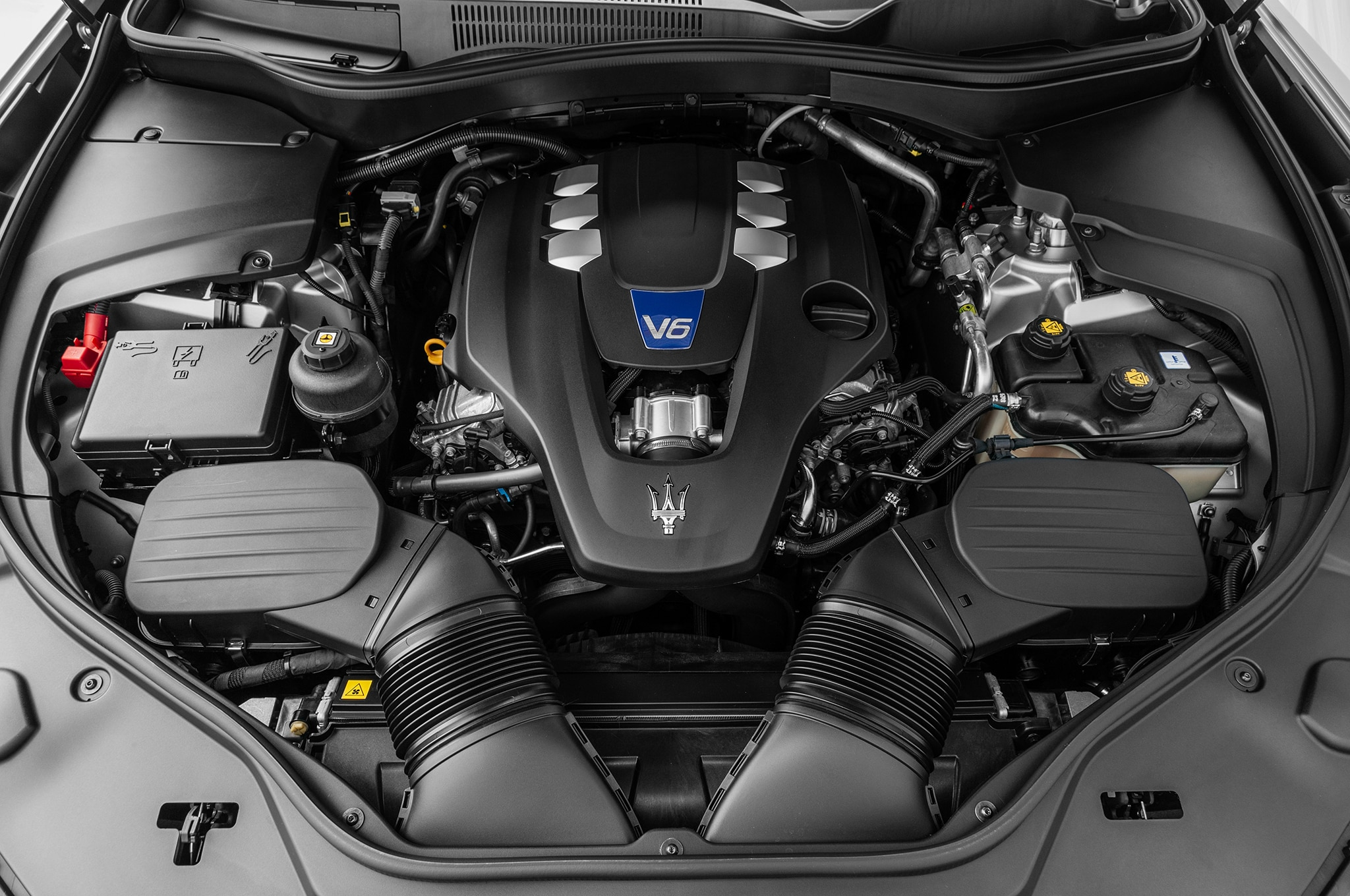 2017 maserati levante sq4 engine - motor trend en español