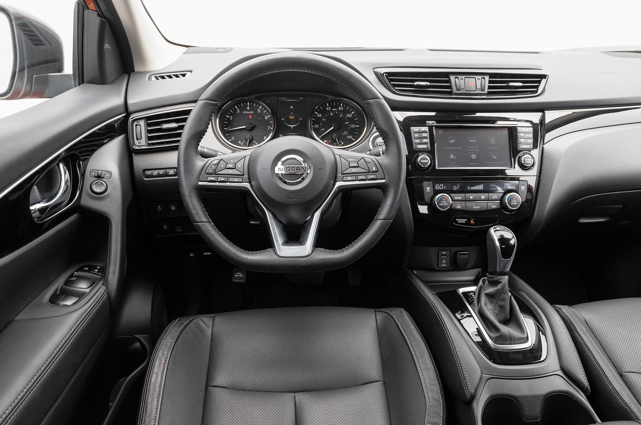 Nissan Rogue Sport Contendiente A La Suv Del A 241 O De Motor