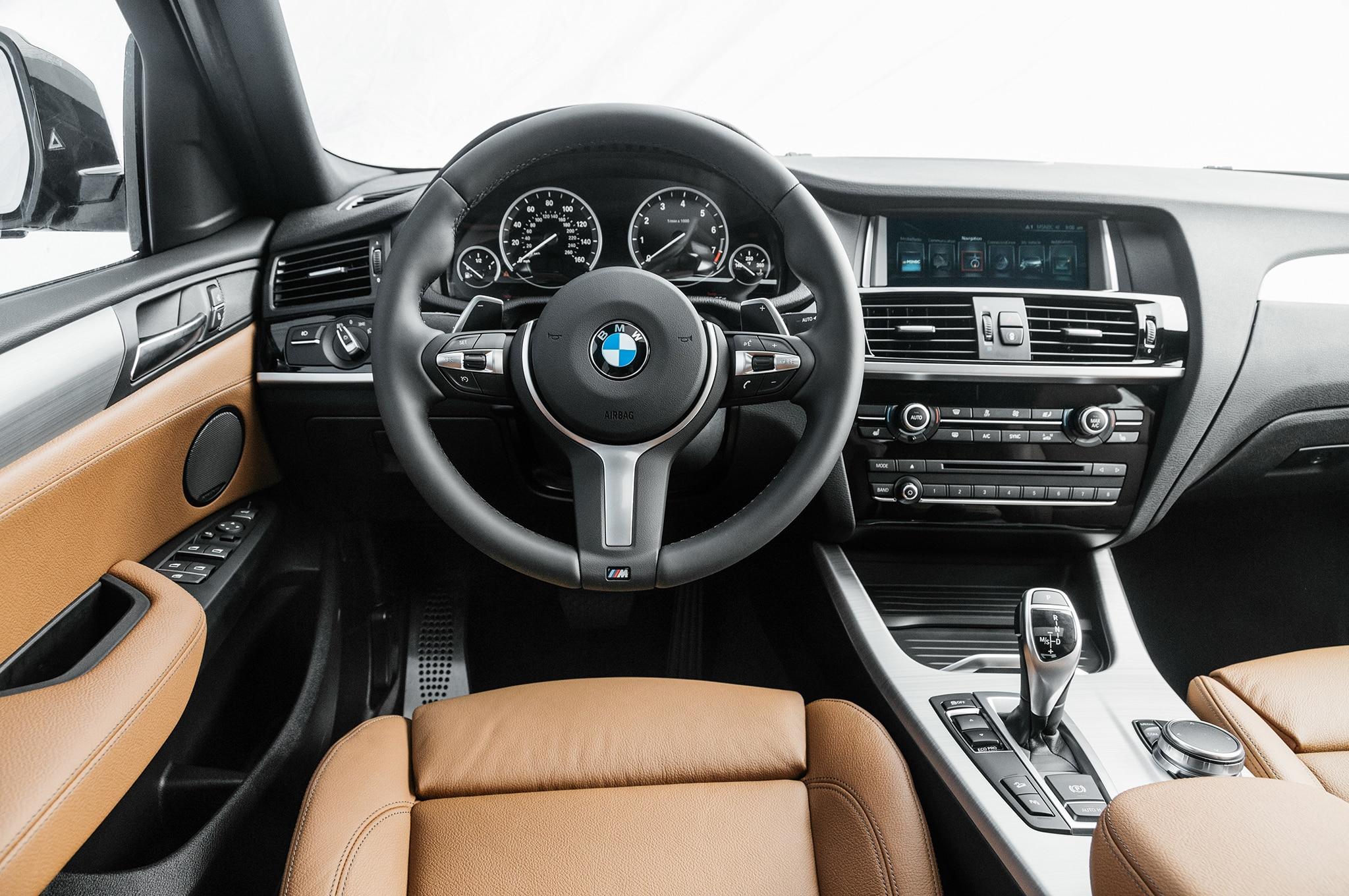 Bmw X4 2018 Contendiente A La Suv Del A 241 O De Motor Trend