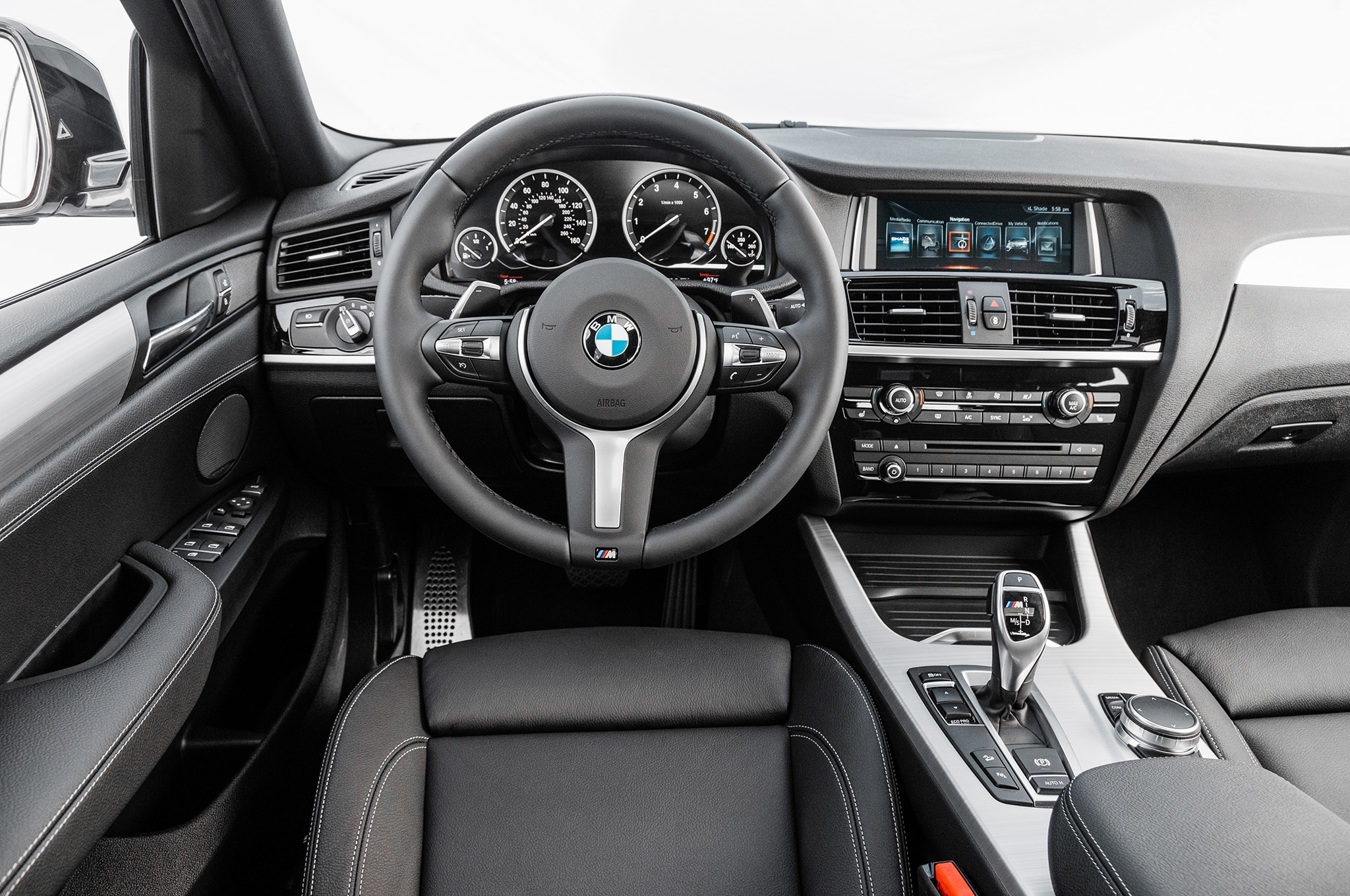 2018 Bmw X4 Xdrive28i Interior Motor Trend En Espa 241 Ol