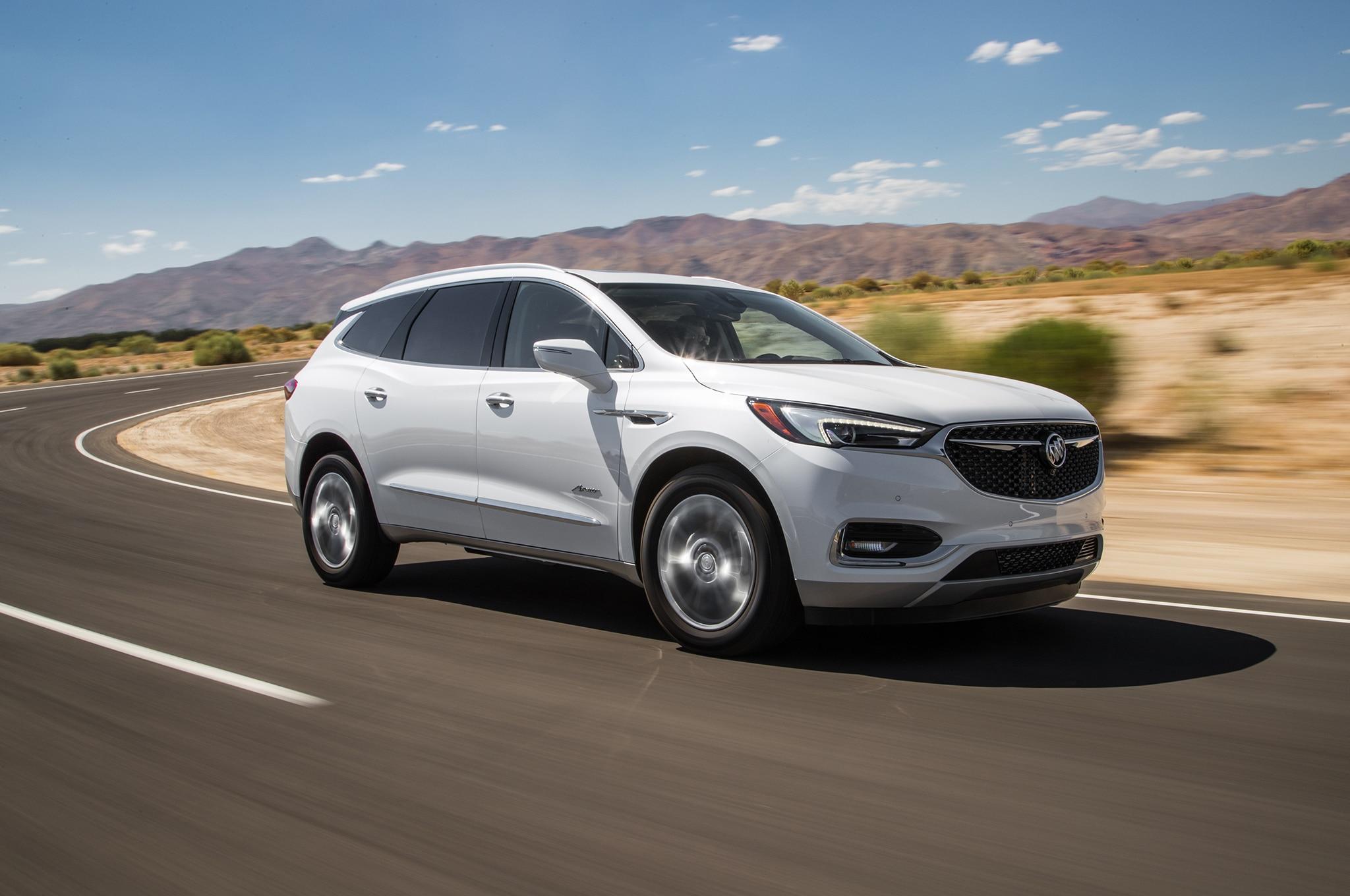 Buick Enclave: Contendiente a la SUV del Año de Motor ...