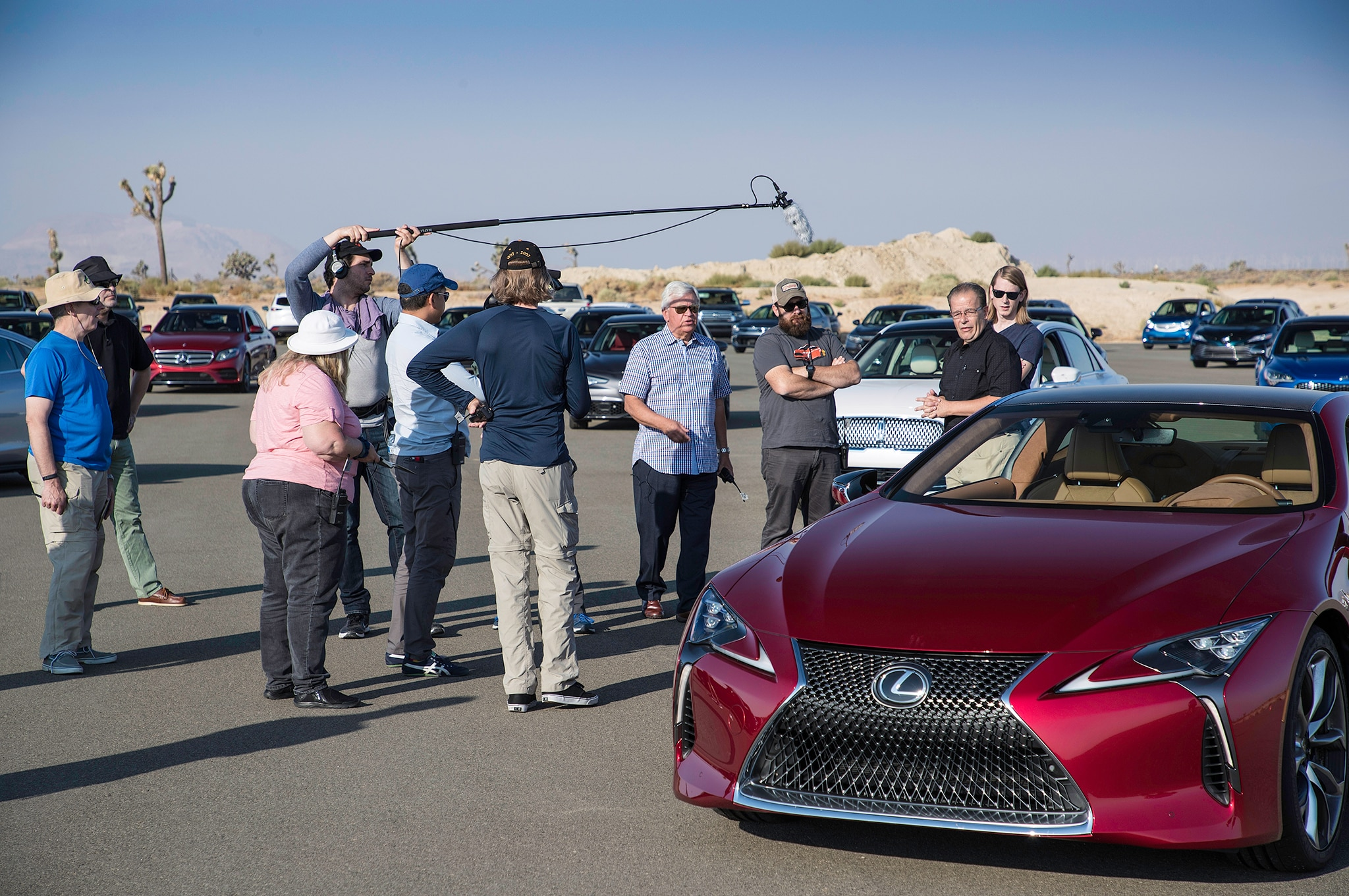 2018 Motor Trend Car Of The Year Judges 00 28 Noviembre 2017 Miguel Cortina