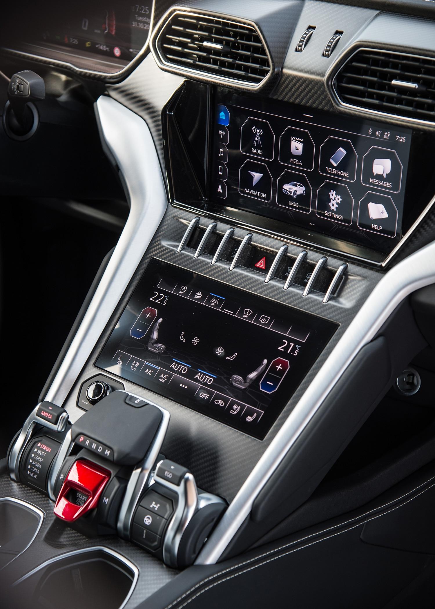 Lamborghini Urus Se Presenta Finalmente Desde Italia