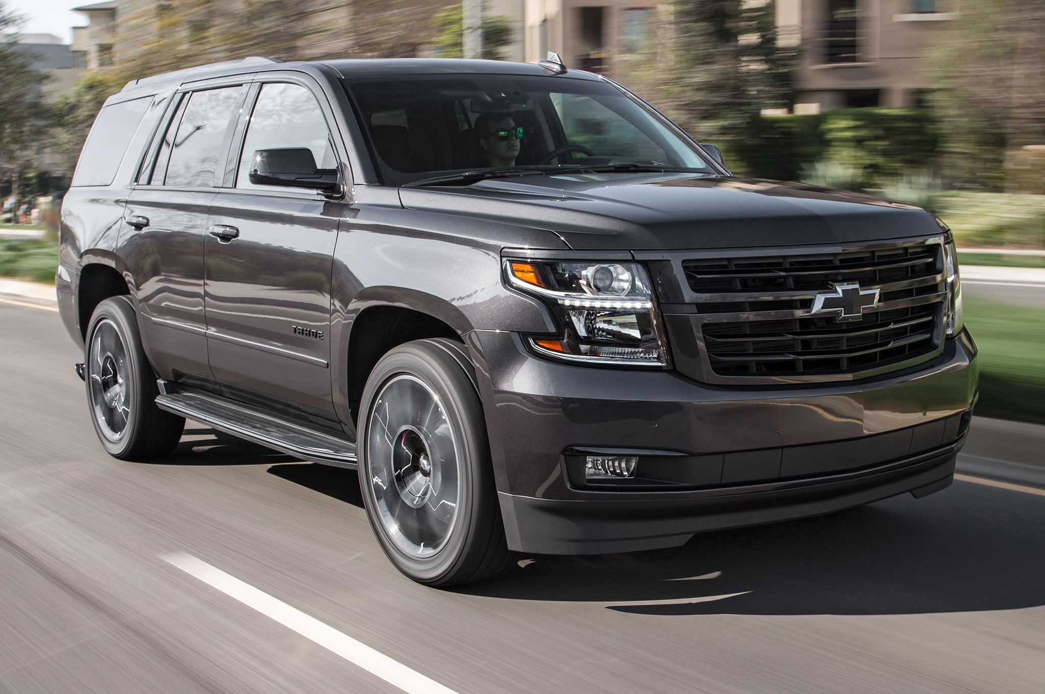 Chevrolet Tahoe RST Performance Edition 2018: Primera ...