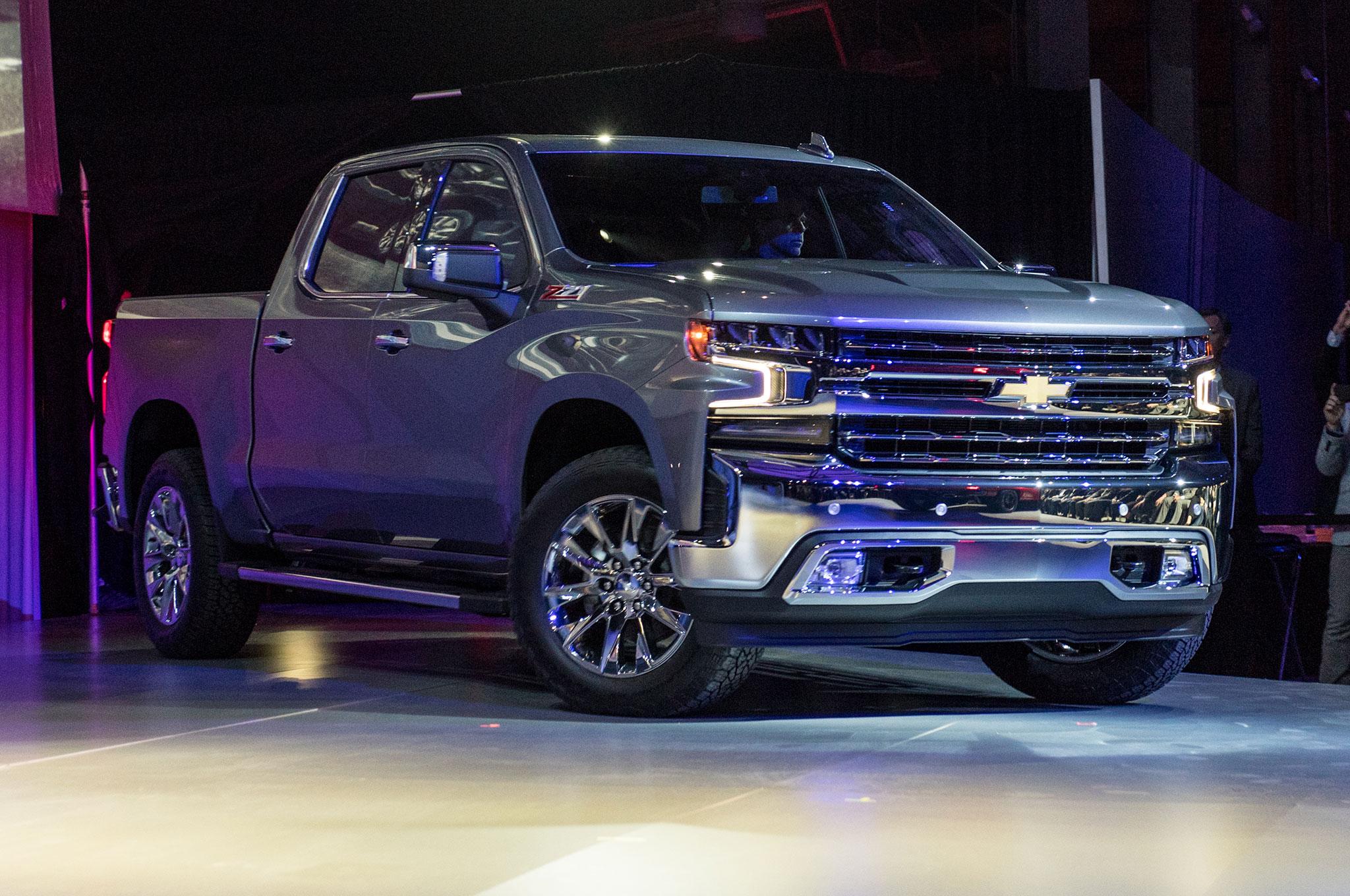 Motor diésel de Chevrolet Silverado 2019 será producido en Flint, Michigan - Motor Trend en Español
