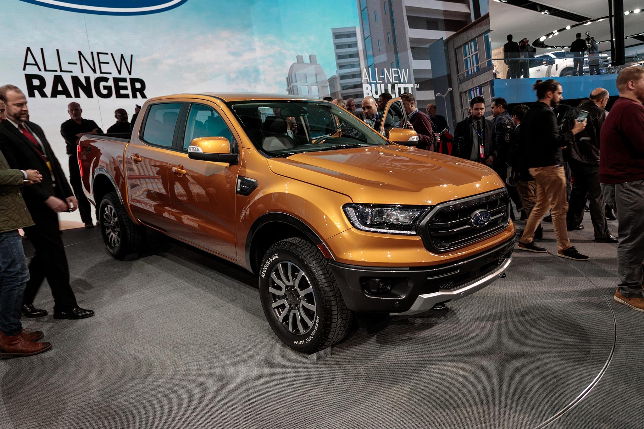 2019 Ford Ranger Lariat FX4 03 - Motor Trend en Español