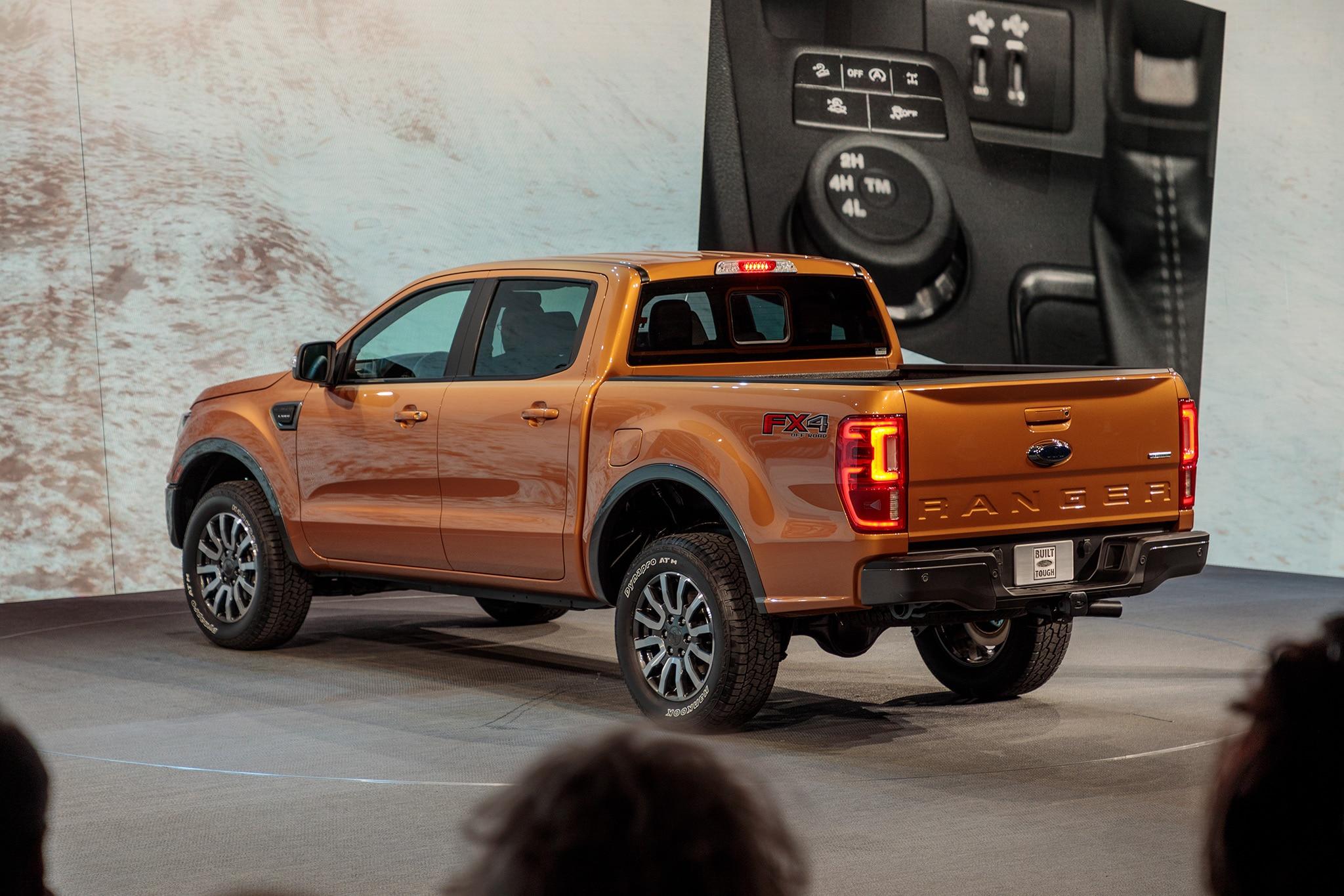2019 Ford Ranger Lariat Fx4 19 Motor Trend En Espa 241 Ol