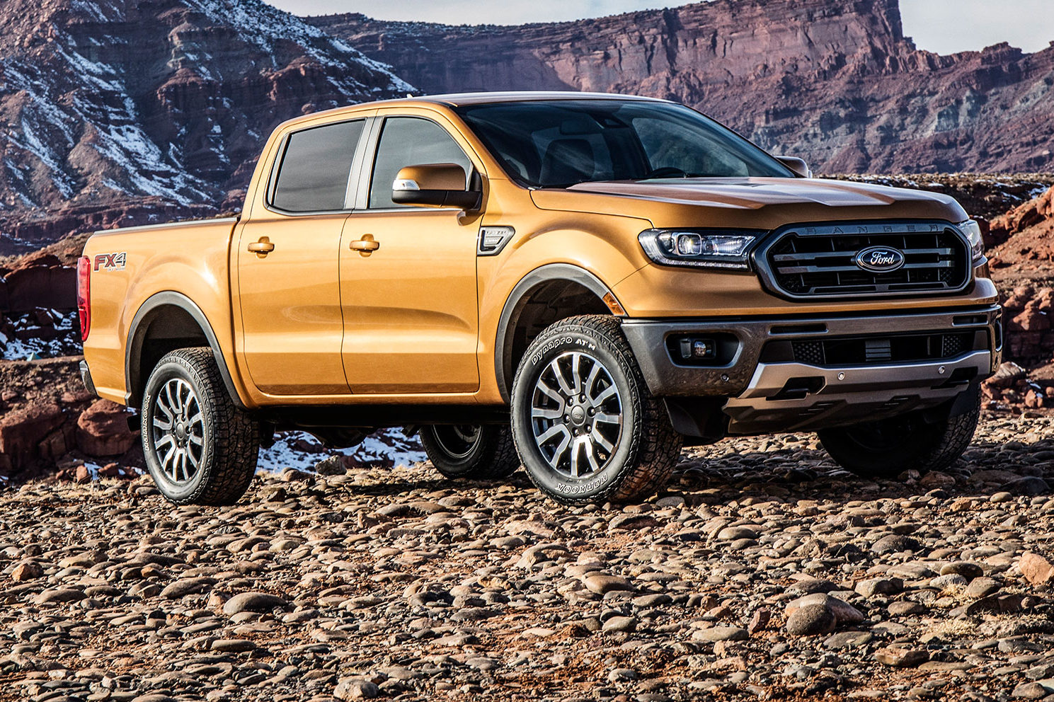 2019 Ford Ranger Off Road E1515784851949