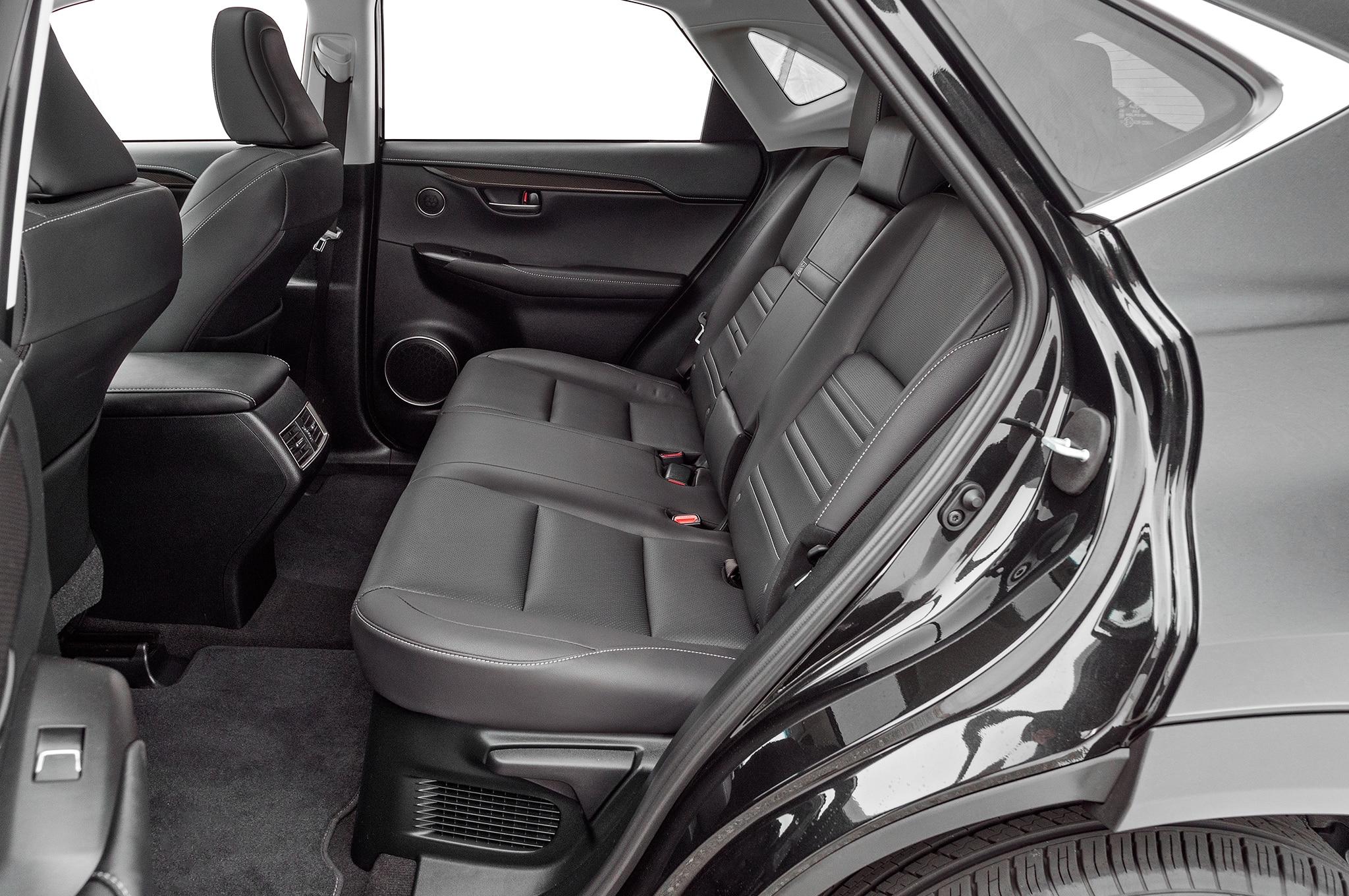 Lexus Nx Interior >> 2018 Lexus Nx 300 Rear Interior Seats Motor Trend En Espanol