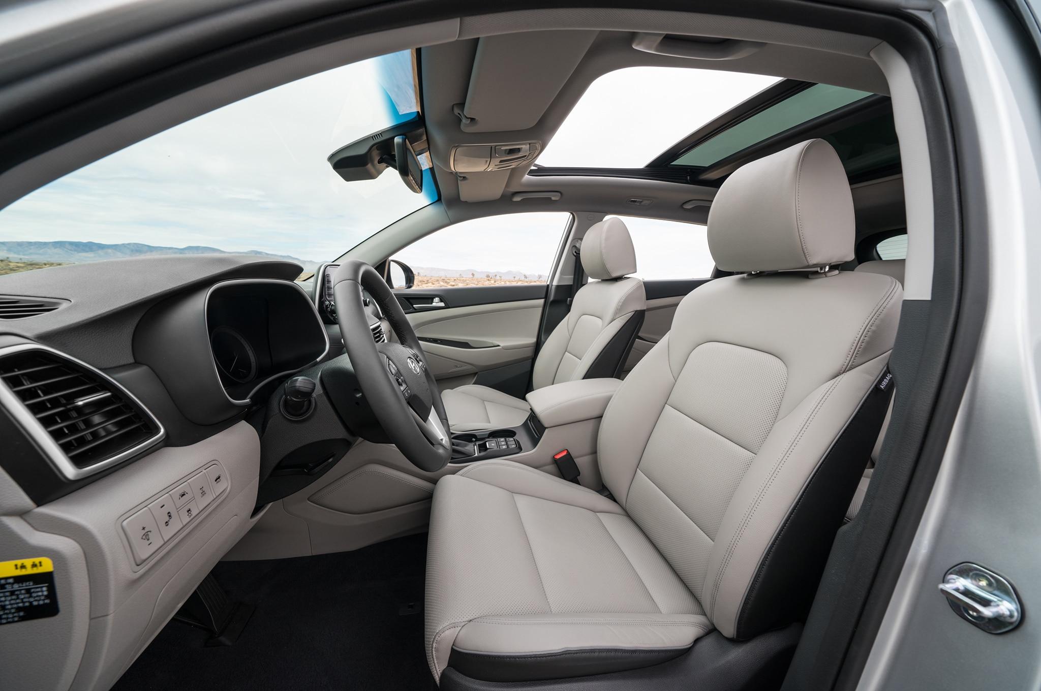 Hyundai Tucson 2019 Primer Vistazo Motor Trend En Espa 241 Ol