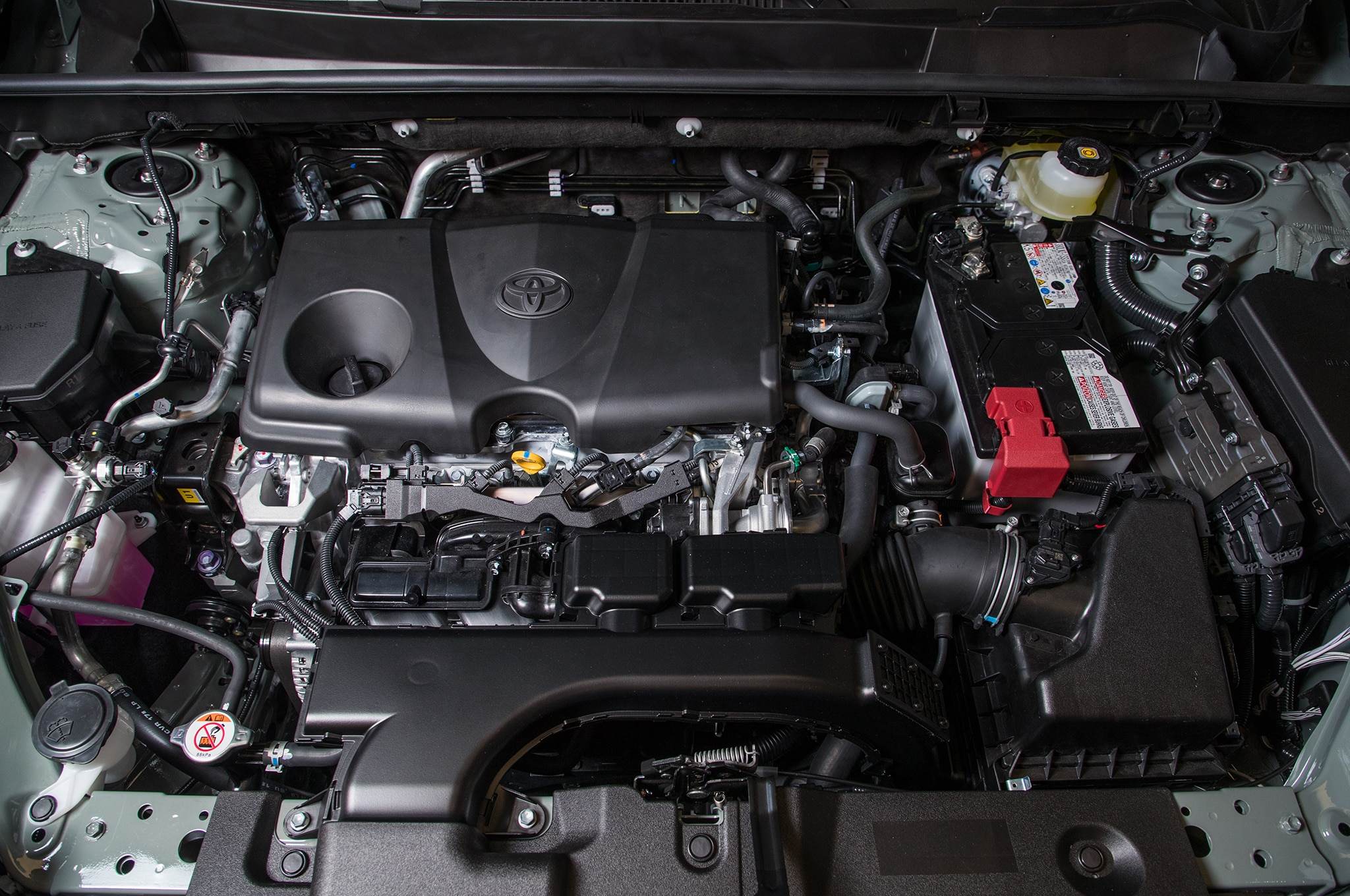 2019 Toyota Rav4 Engine 02 1 2 Abril 2018 Miguel Cortina