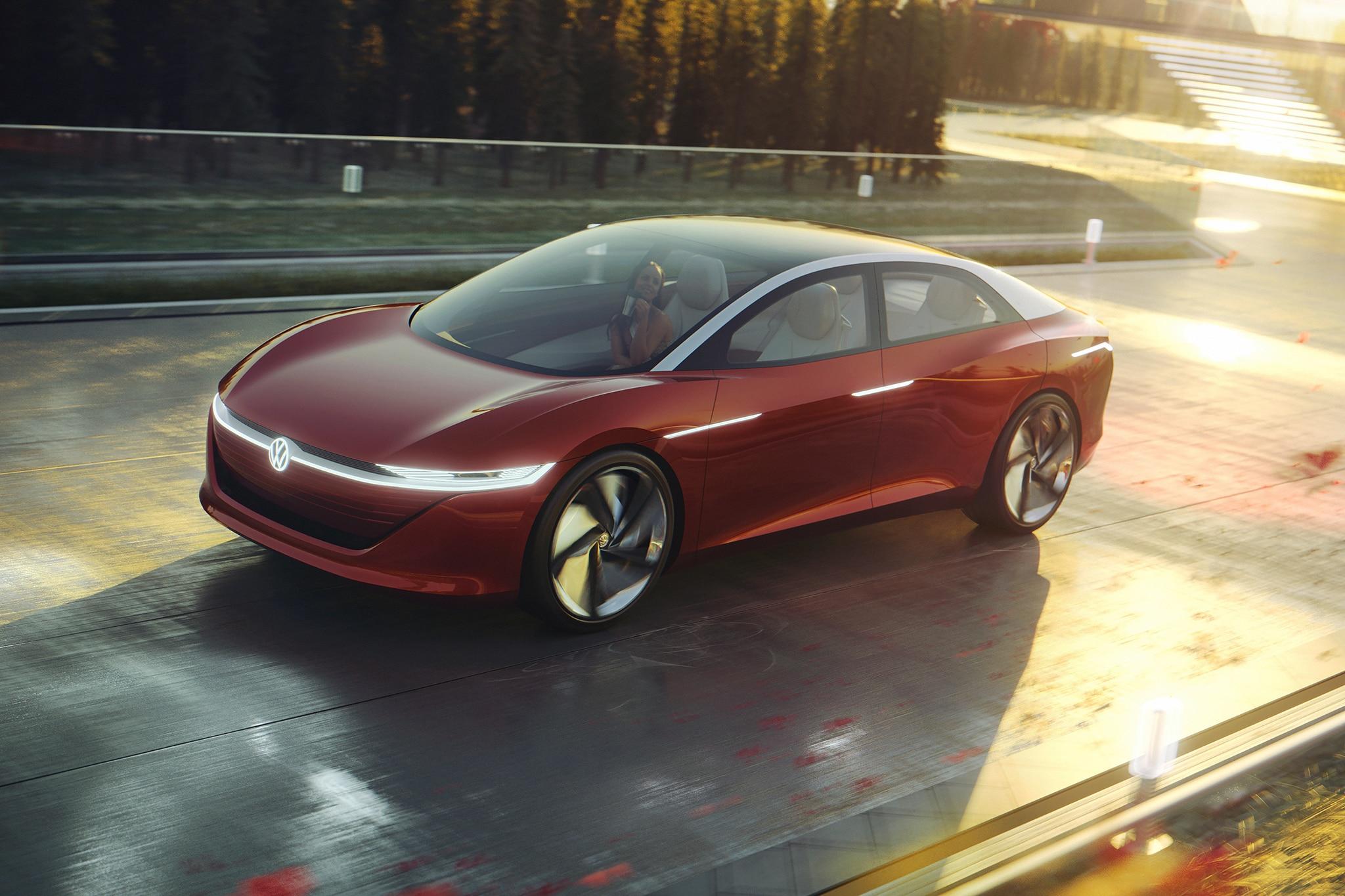 Volkswagen ID VIZZION Concept 06