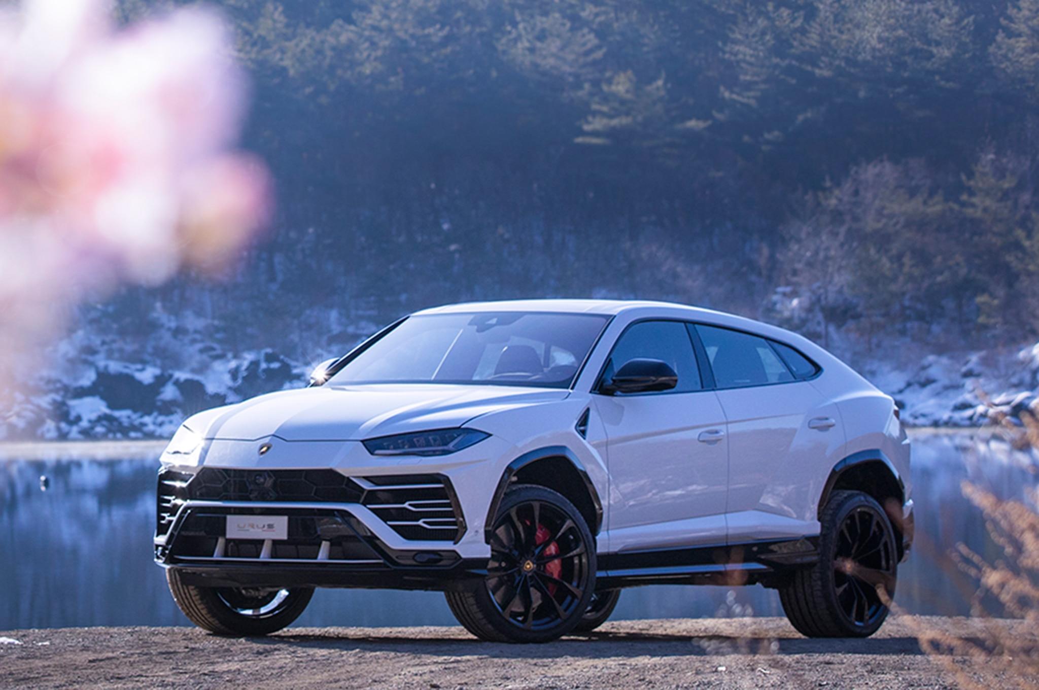 2019 Lamborghini Urus In Fuji 4 Motor Trend En Espanol