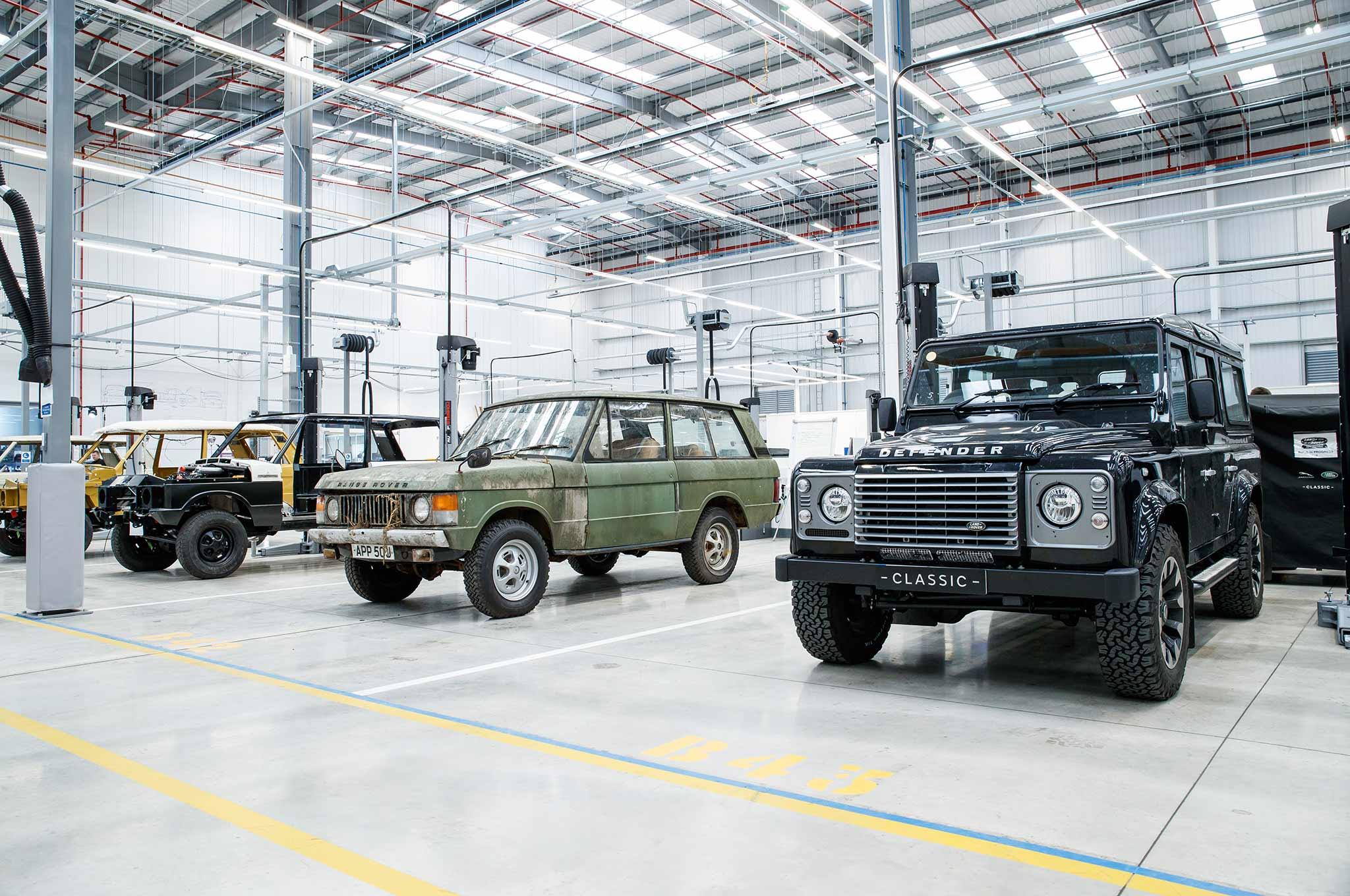 Land Rover 70th Anniversary JLR Classic 05