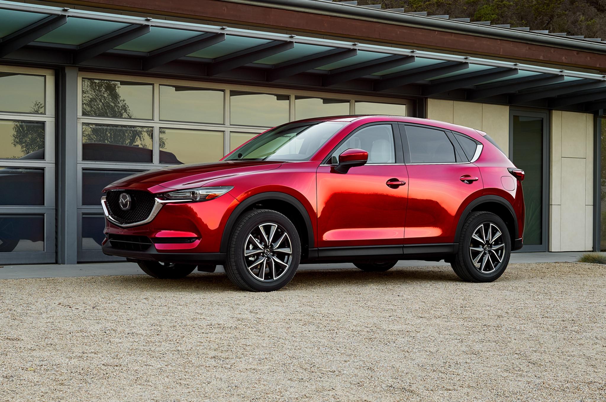 2018 Mazda CX 5 Side 04