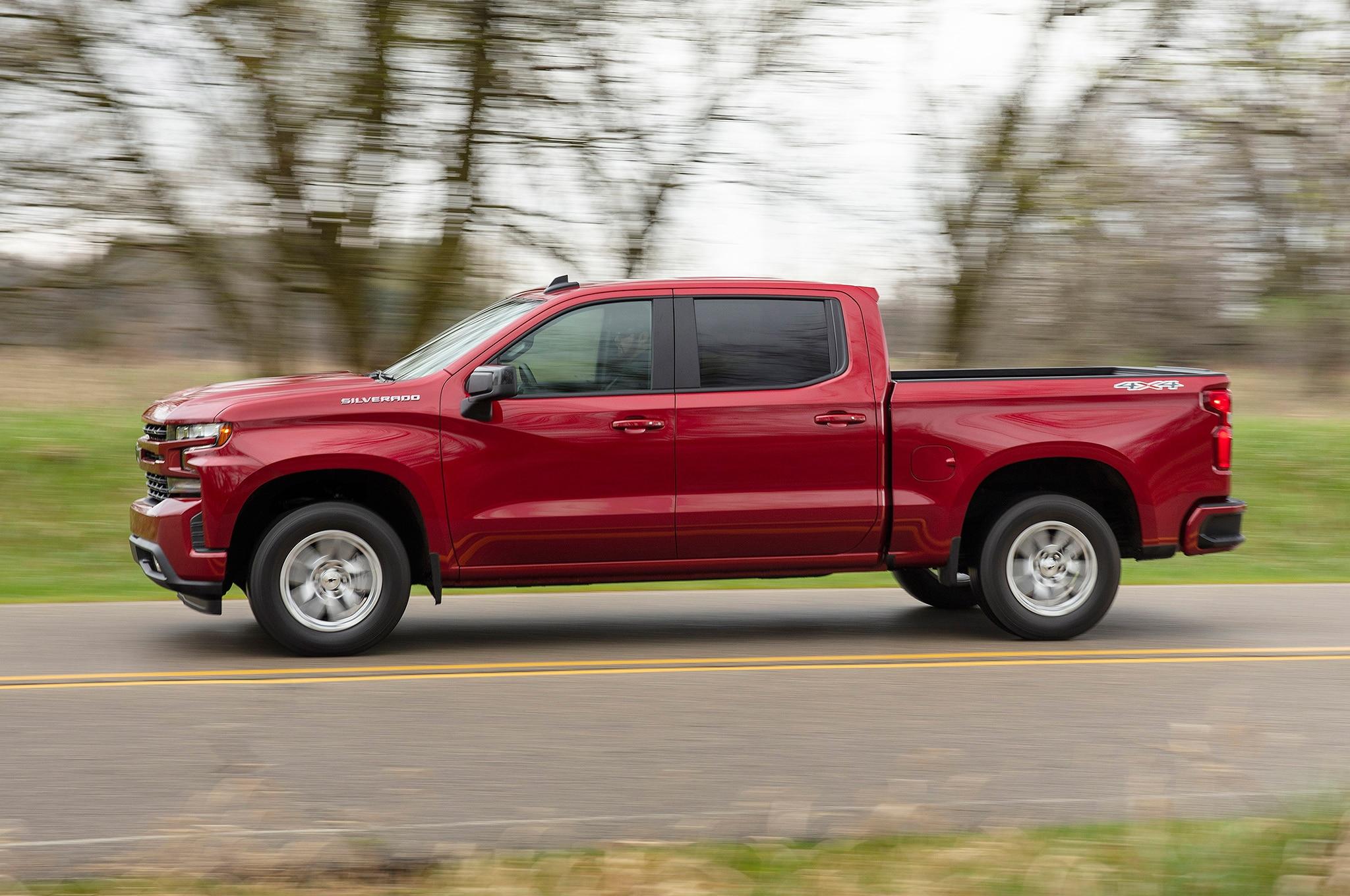 Motor cuatro cilindros de Chevrolet Silverado 2019 entrega ...