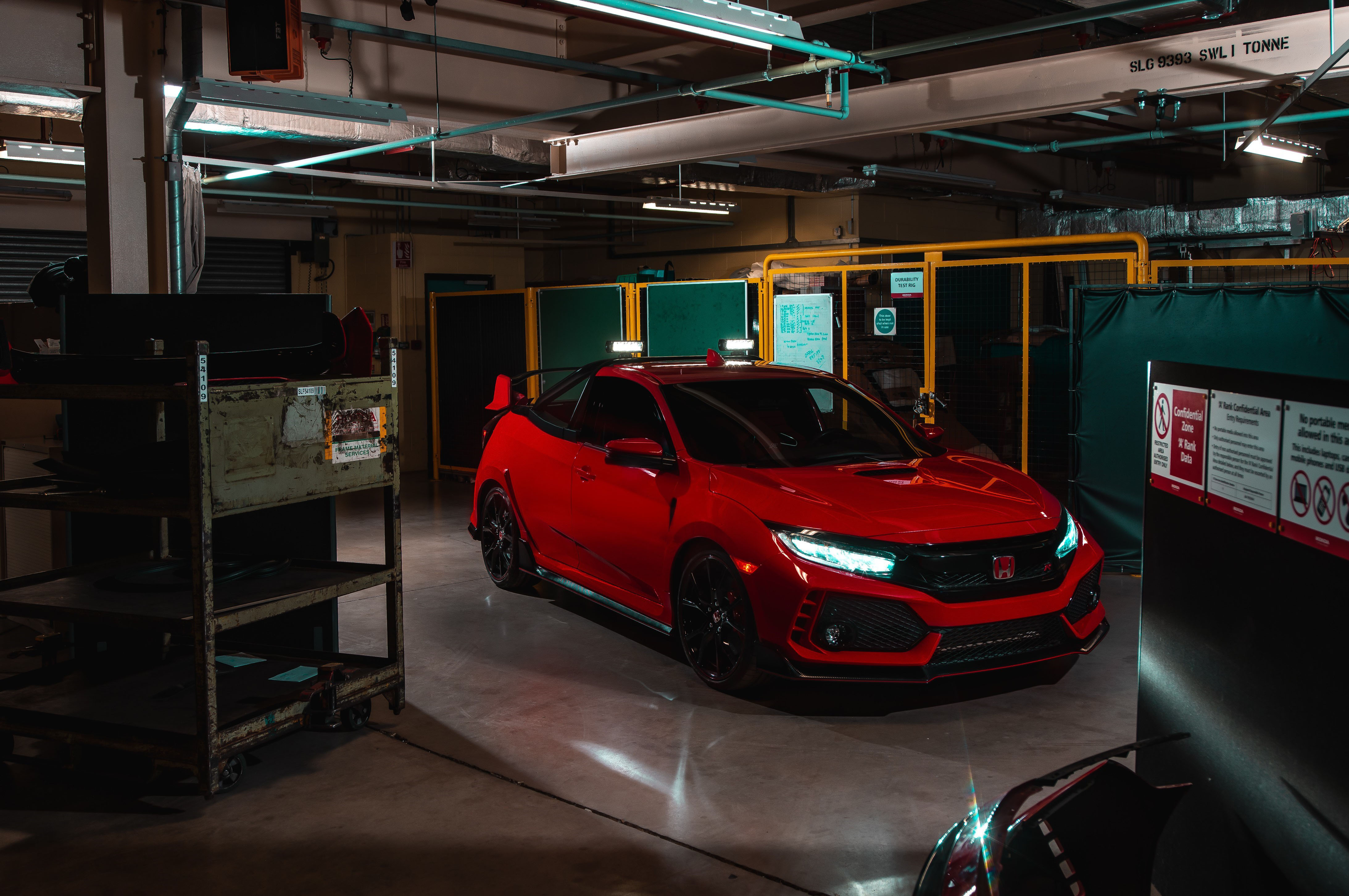 honda presenta civic type r pickup concept  motor trend