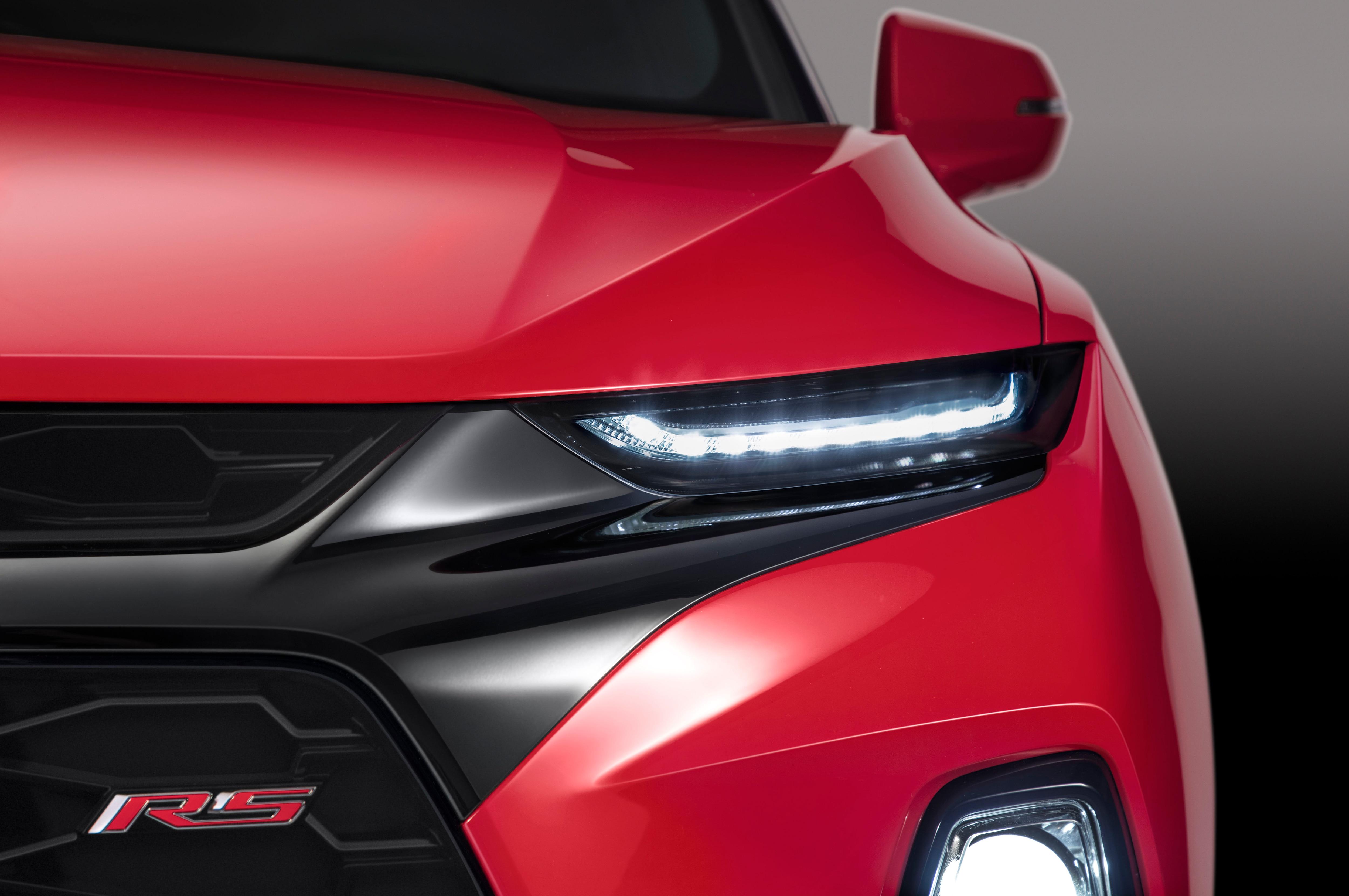 Chevorlet Blazer 2019: Primer Vistazo - Motor Trend en Español
