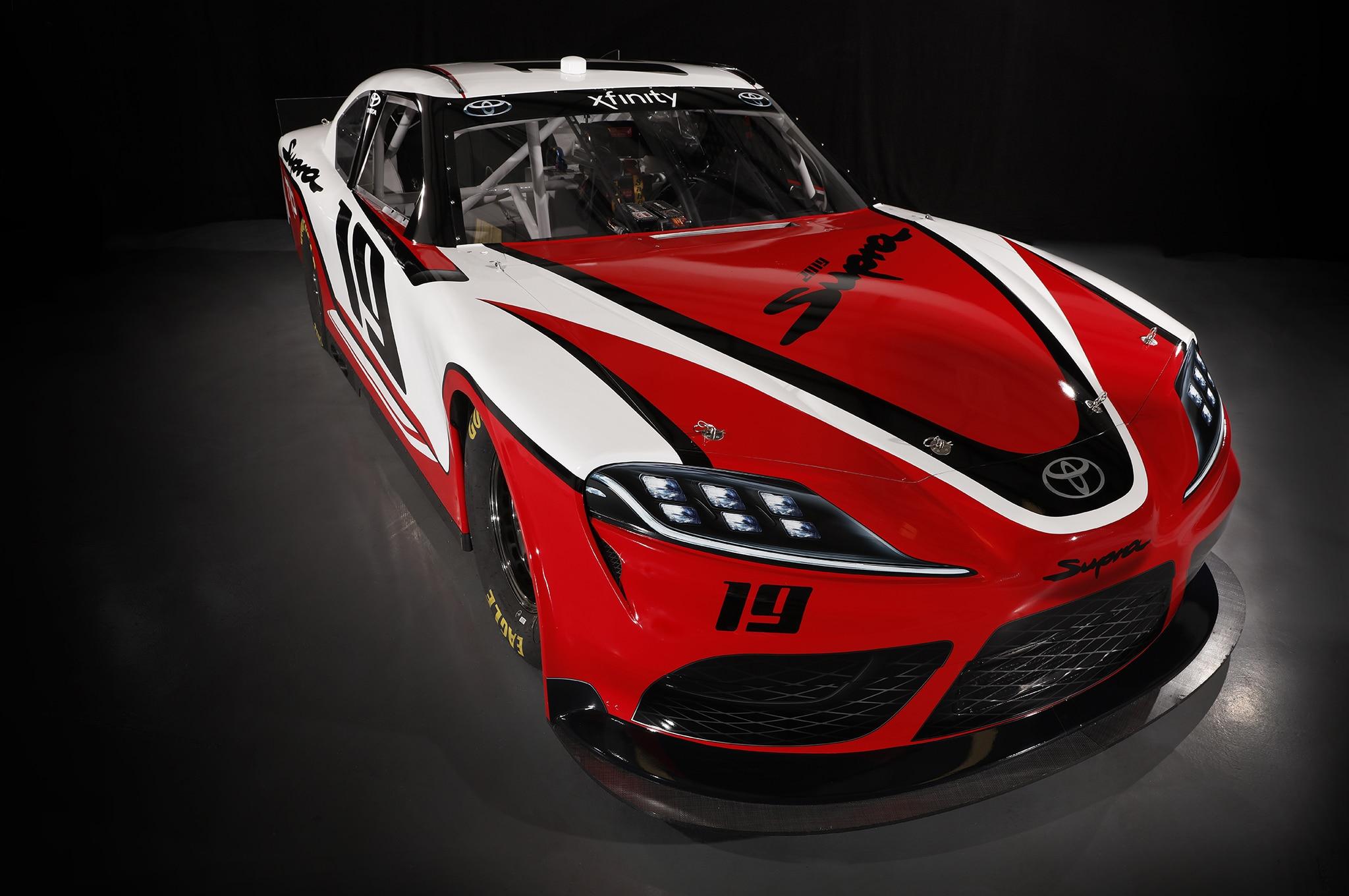 Toyota Supra Race Car Primer Vistazo Motor Trend En Espanol