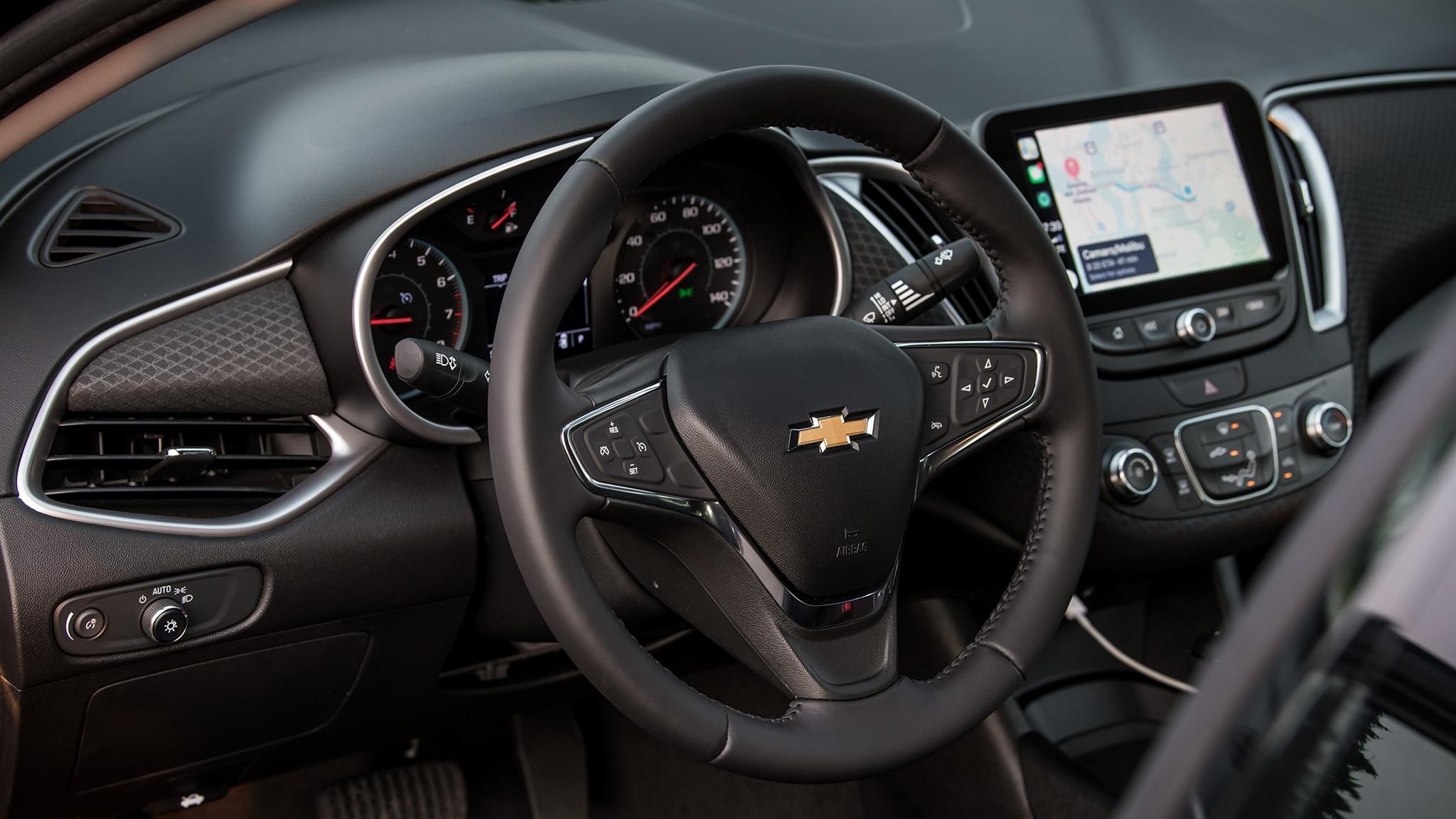 Primer manejo del Chevrolet Malibu RS 2019: expandiendo la ...