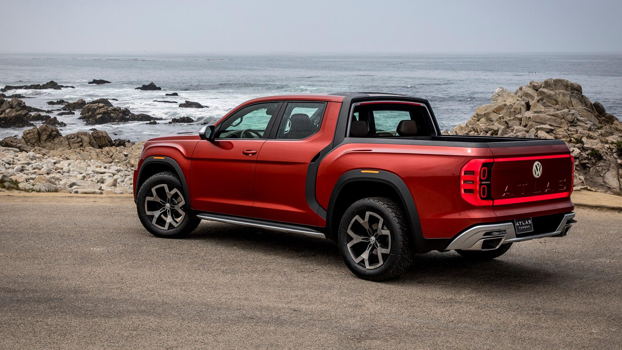 ¿Habrá una camioneta Volkswagen en Estados Unidos? - Motor ...