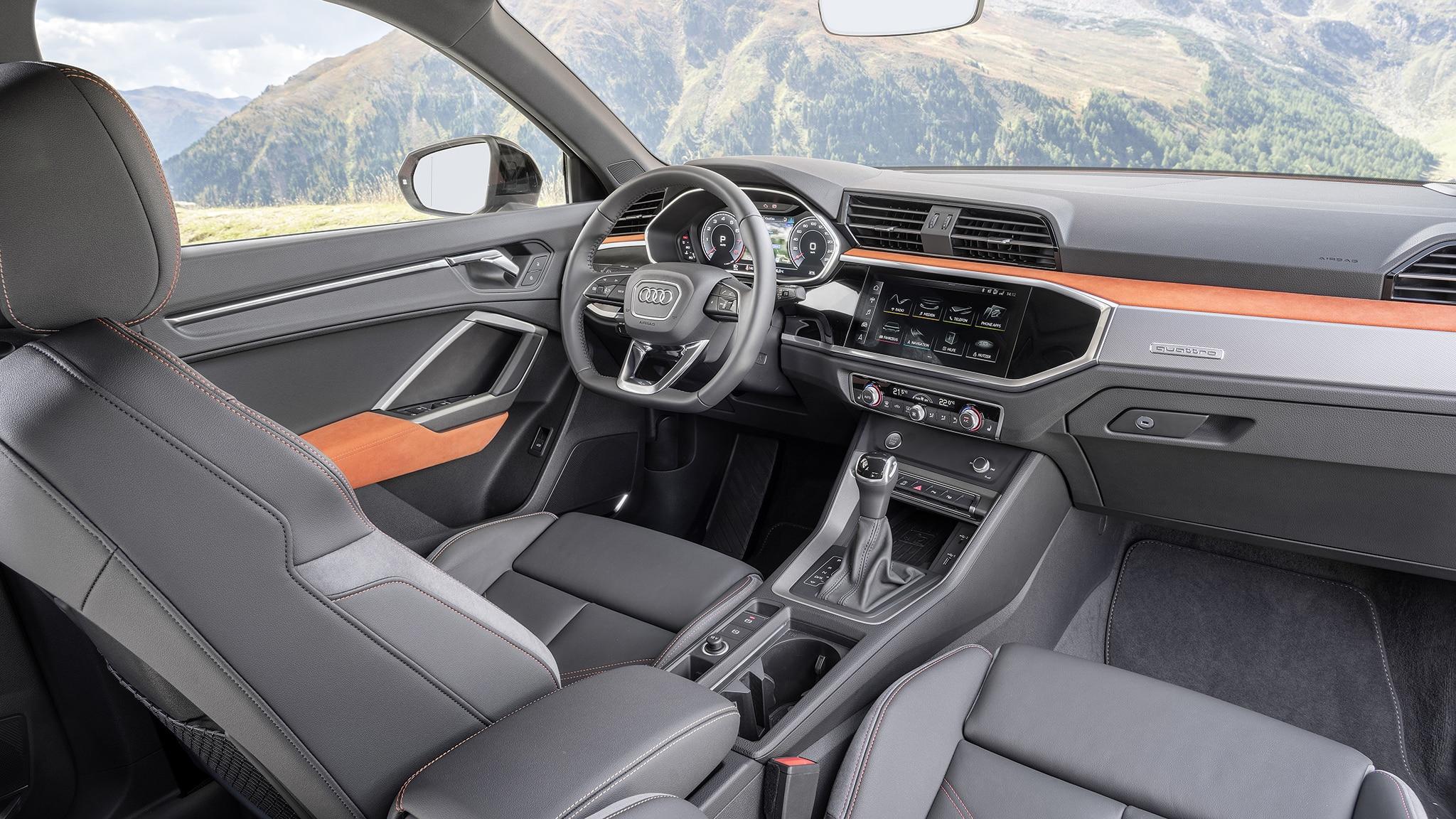 Audi Q3 2019 Primer Manejo Motor Trend En Espanol