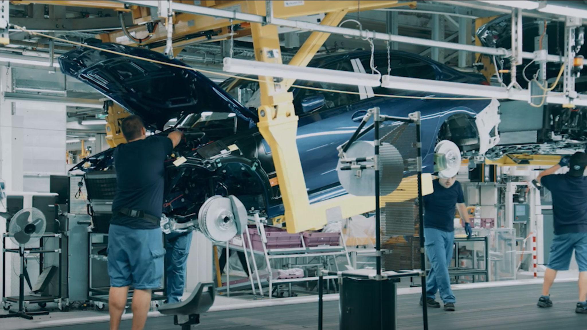 2019 BMW 3 Series Teaser 2