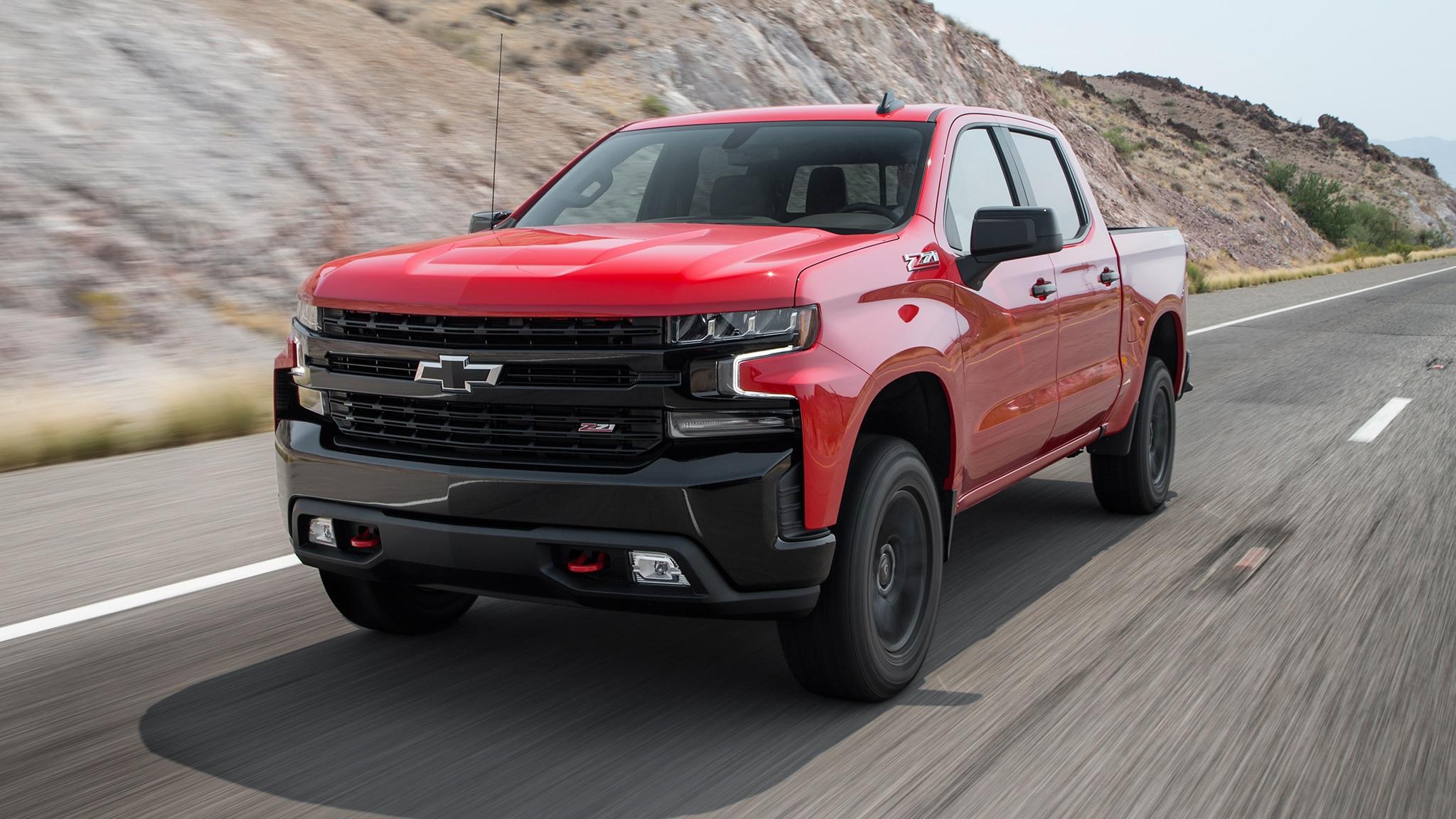 Chevrolet Silverado 2019: Primera Prueba - Motor Trend en ...