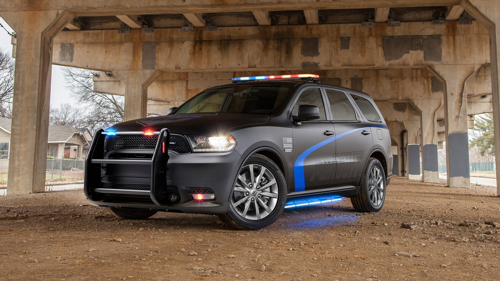2019 Dodge Durango Pursuit 1