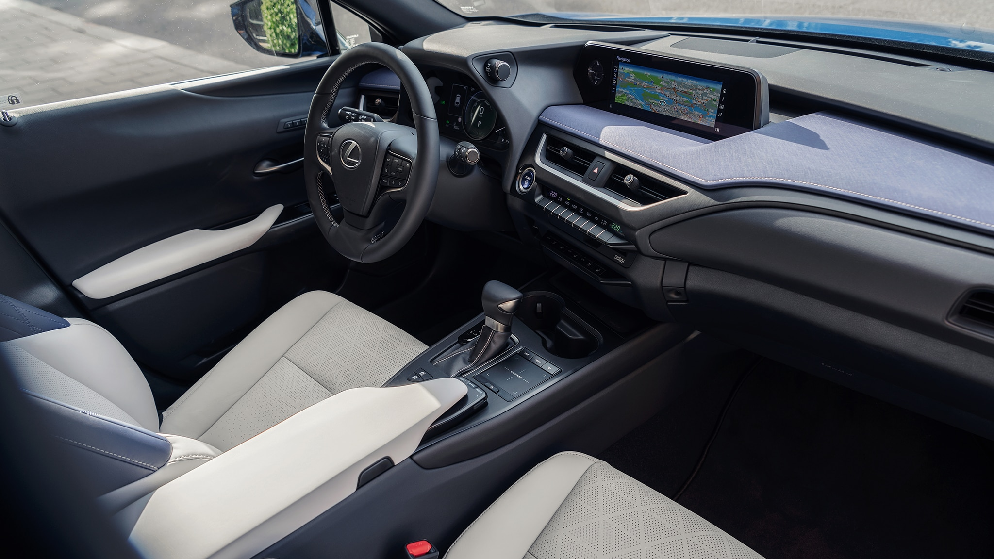 2019 Lexus Ux Interior Cobalt 11 31 Octubre 2018 Miguel Cortina