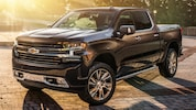 Chevrolet Silverado High Country Concept SEMA Close Up