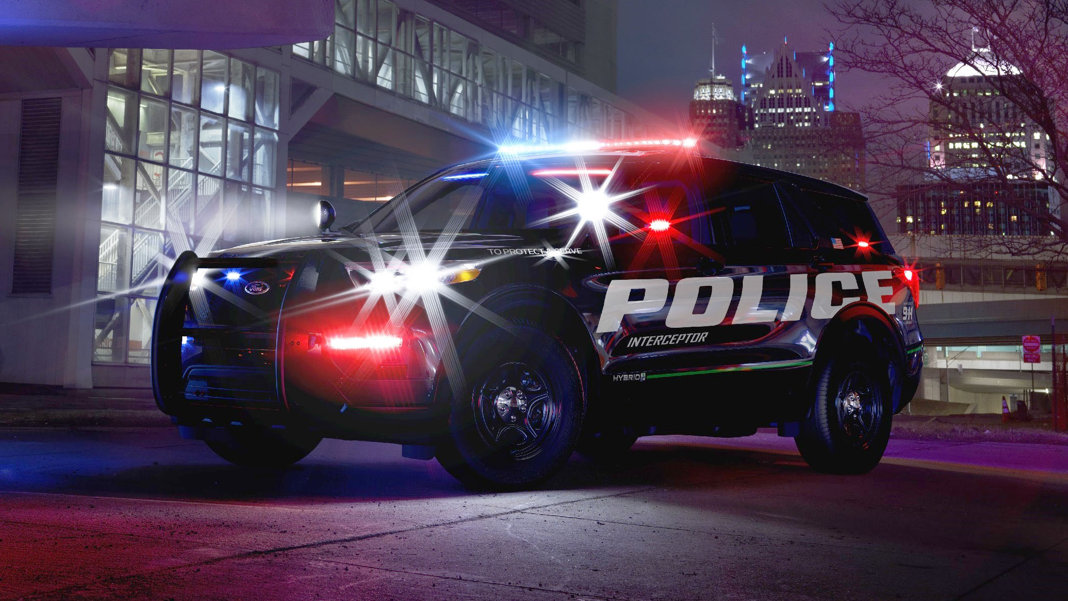 2020 Ford Explorer Police Interceptor Utility