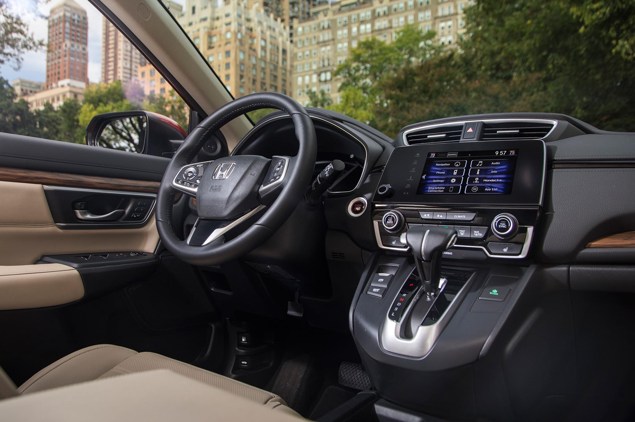 Honda CR-V es la SUV del Año de Motor Trend 2018 - Motor ...