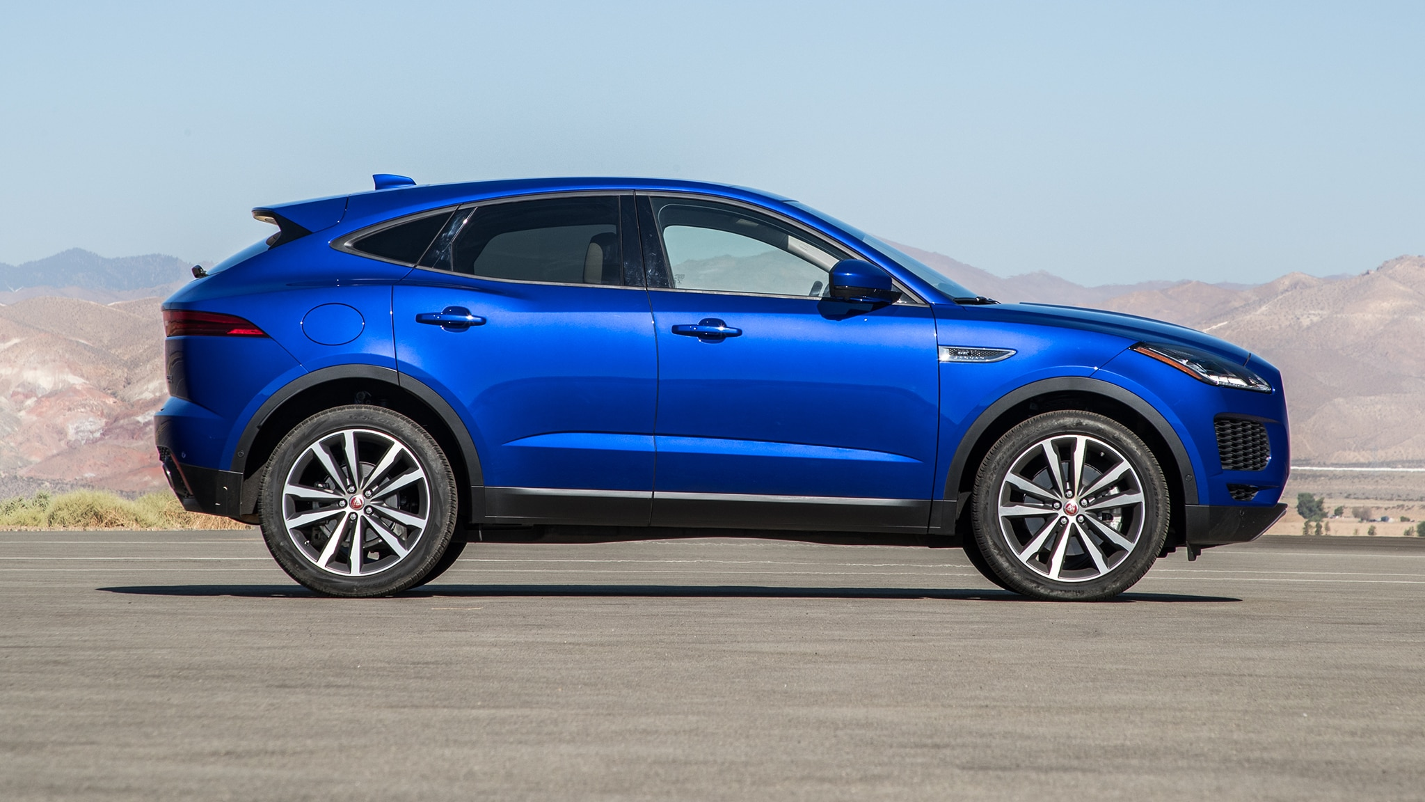 Jaguar E-Pace: Participante a la SUV del Año 2019 de Motor ...