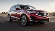 2019 Acura RDX SH AWD Front Three Quarter In Motion 2