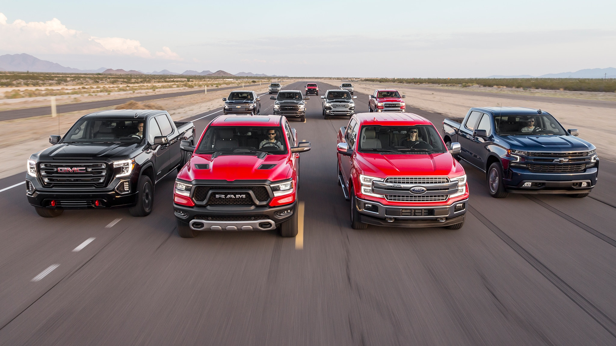 2019 Motor Trend Truck Of The Year 2