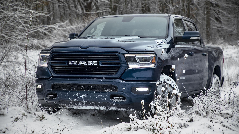 2019 Ram 1500 North Edition Front