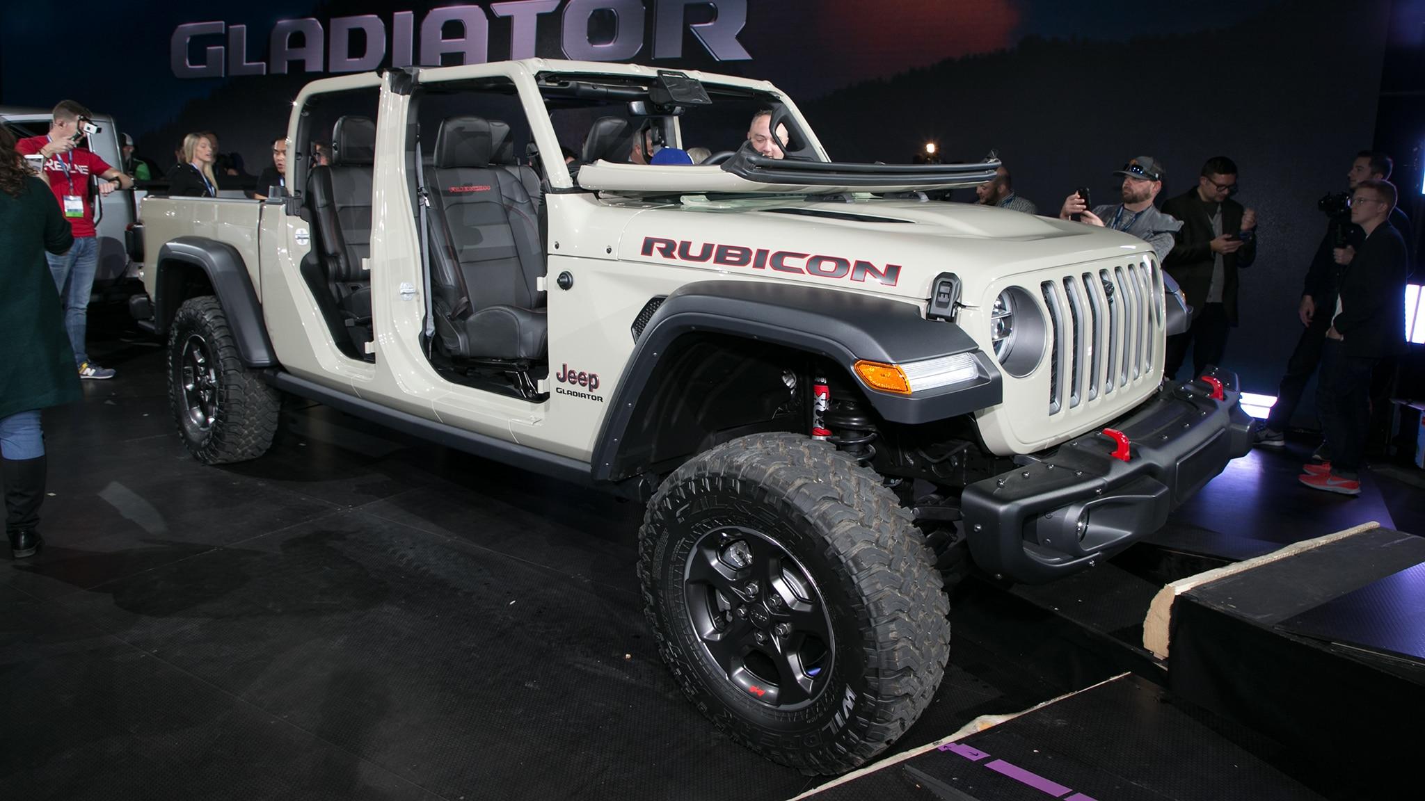 Honda Cr V Se >> 2020 Jeep Gladiator 03 - Motor Trend en Español