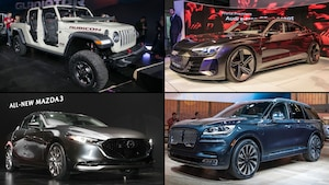 MotorTrend Best Of 2018 LA Auto Show