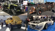 Wild And Wacky Cars Of The 2018 SEMA Show