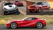 1 Quickest Production Cars MotorTrend Tested In 2018