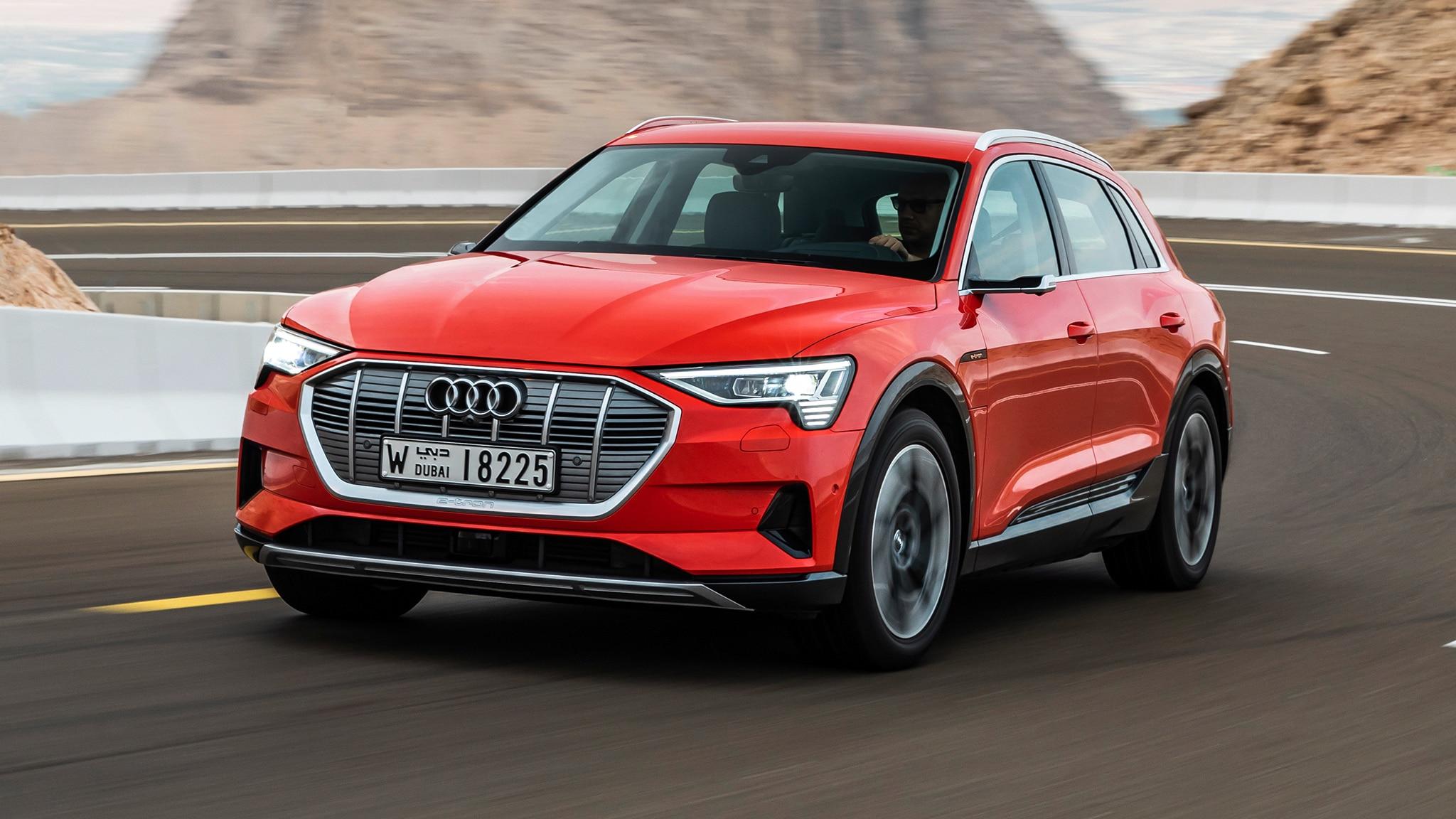 2019 Audi E Tron 62