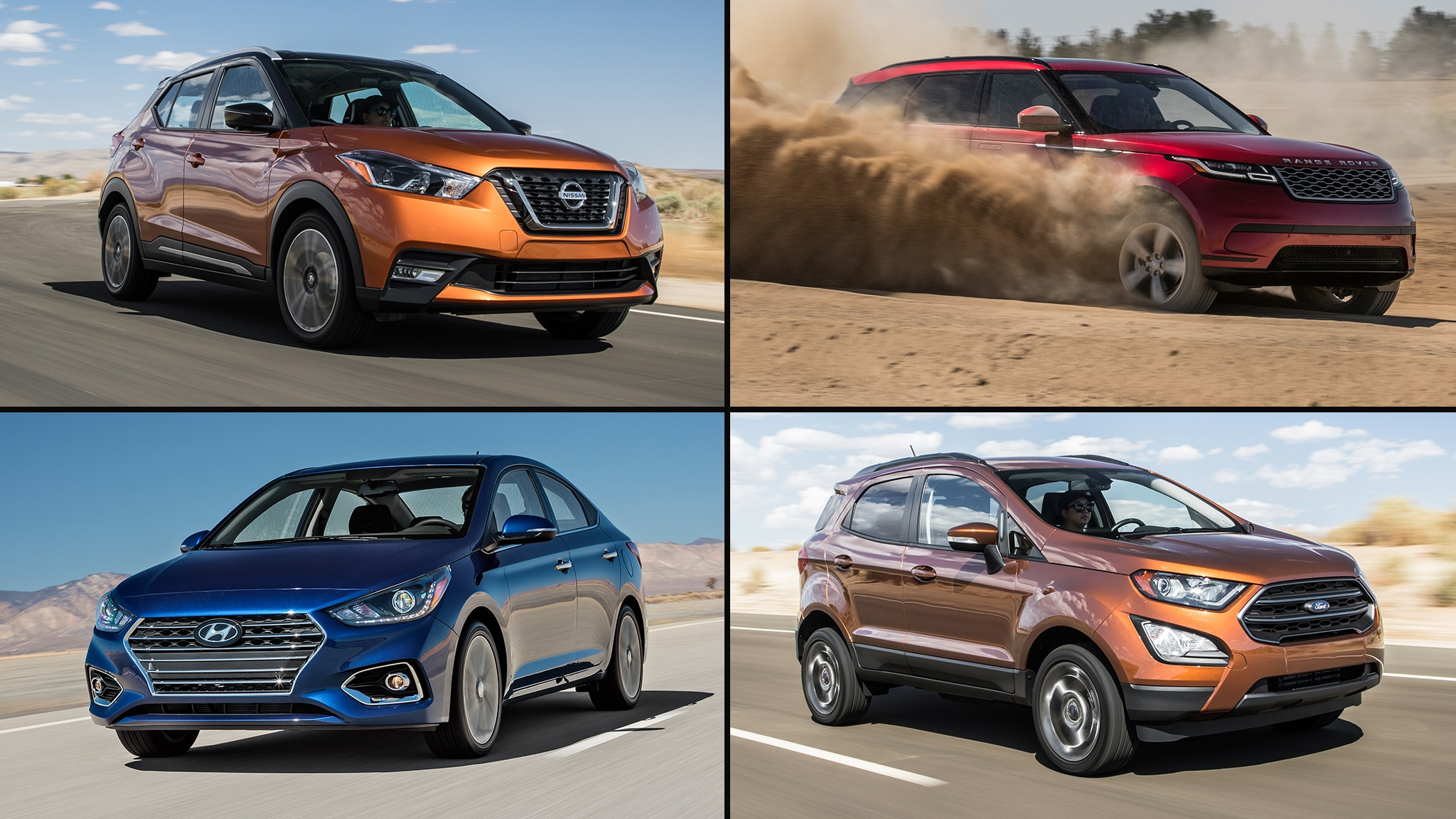 The 12 Slowest Cars MotorTrend Tested In 2018 1
