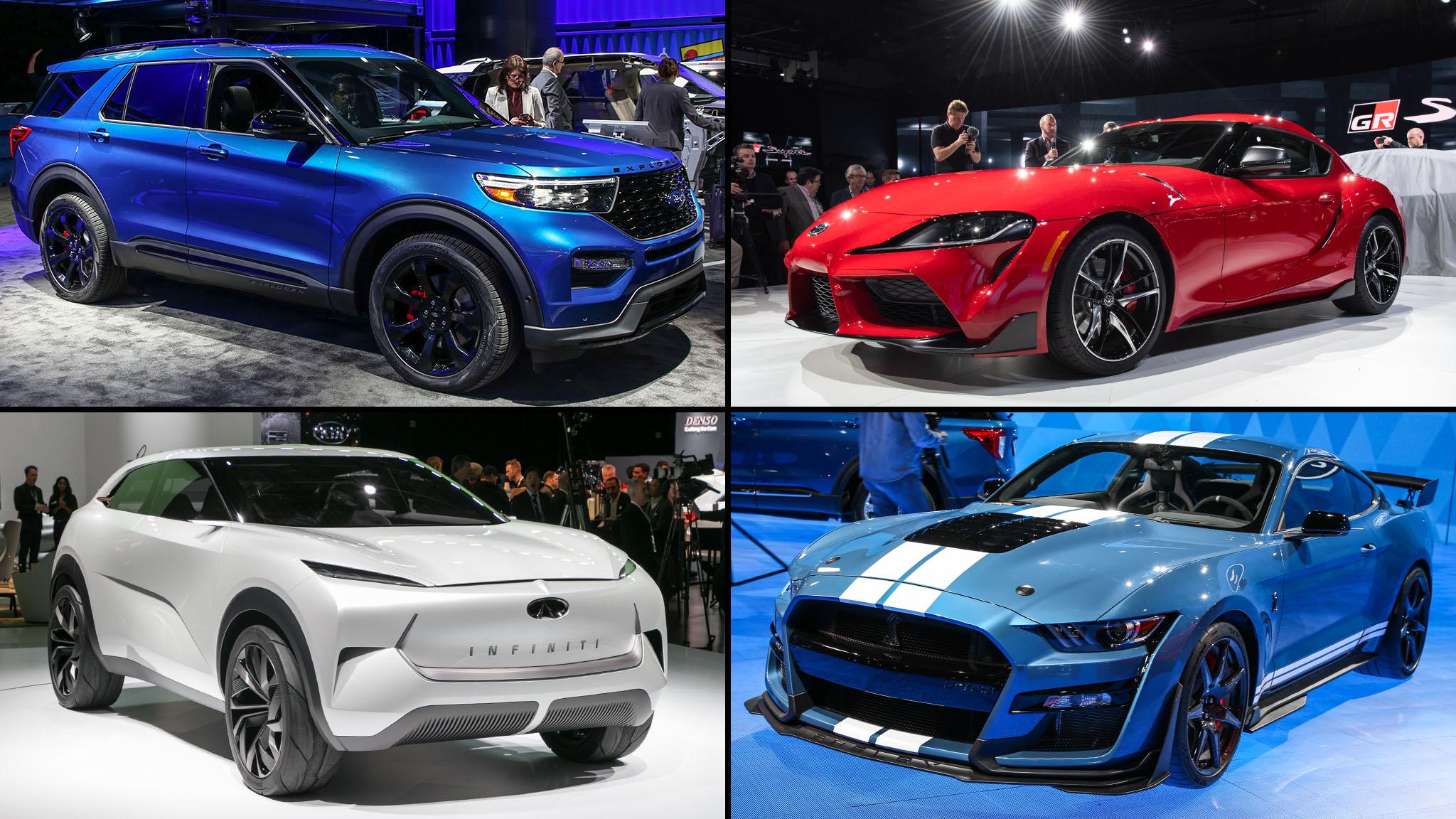 Lo mejor del Auto Show de Detroit 2019 - Motor Trend en ...