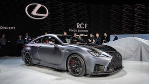 2020 Lexus RC F Track Edition 08